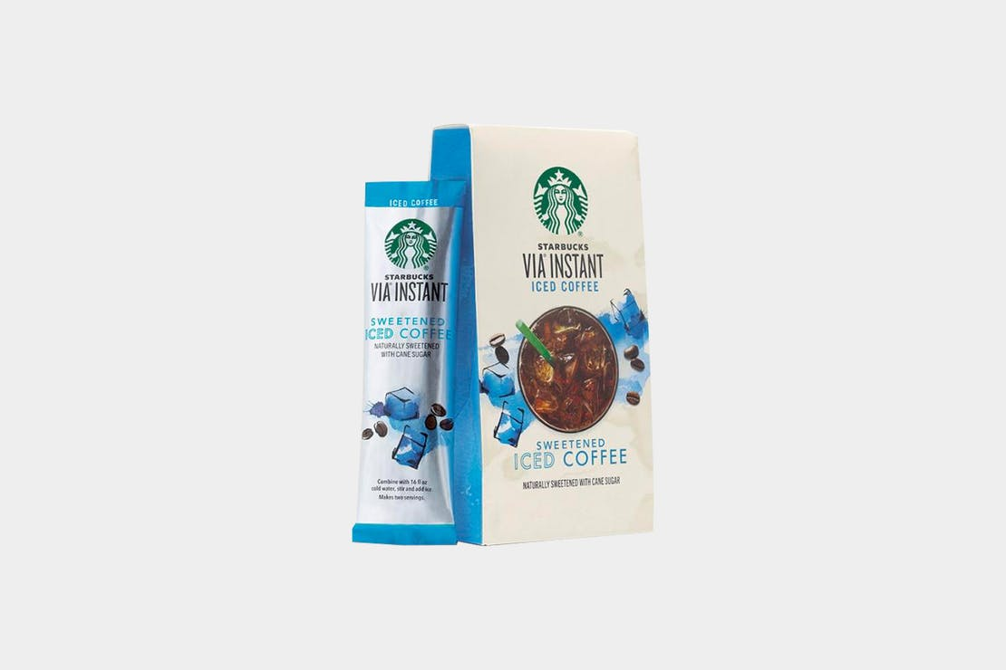 Starbucks VIA Instant Iced Coffee