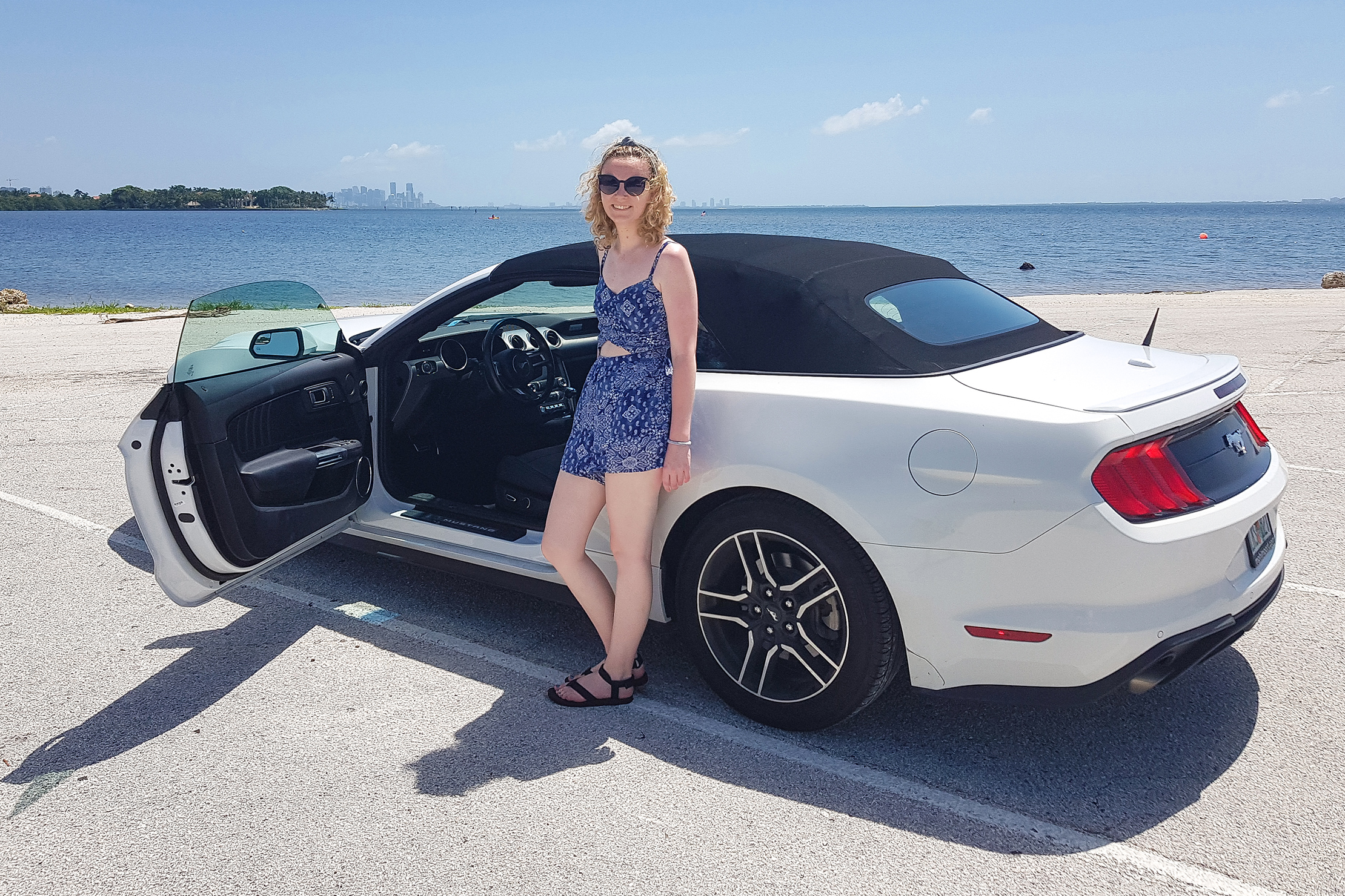 Road Trip Car In Miami Car In Miami Road Trip Guide