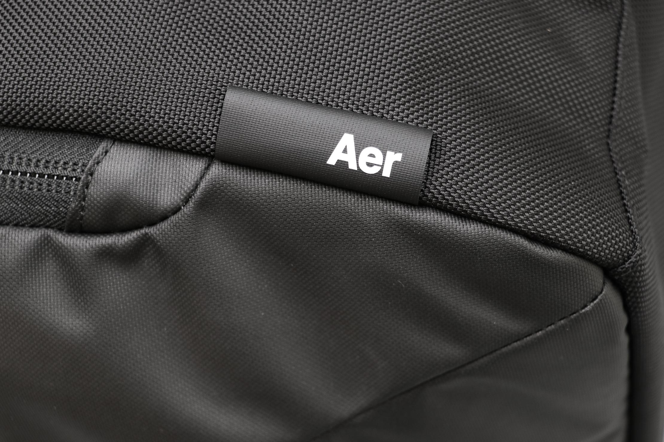 Aer Commuter Brief 2 Materials & Logo