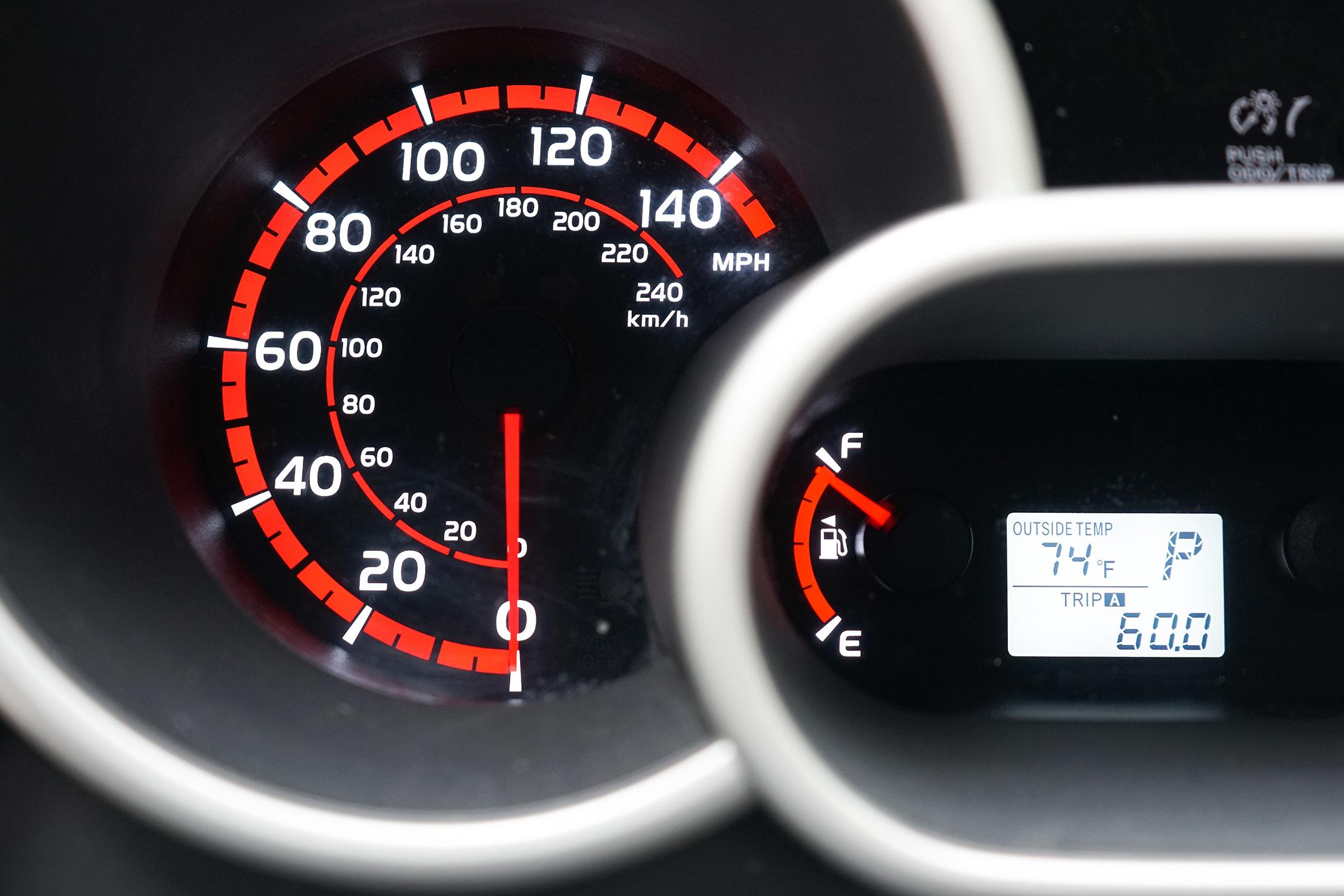 Fuel Gauge Road Trip Guide
