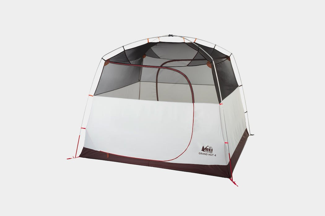 REI Co-op Grand Hut 4 Tent