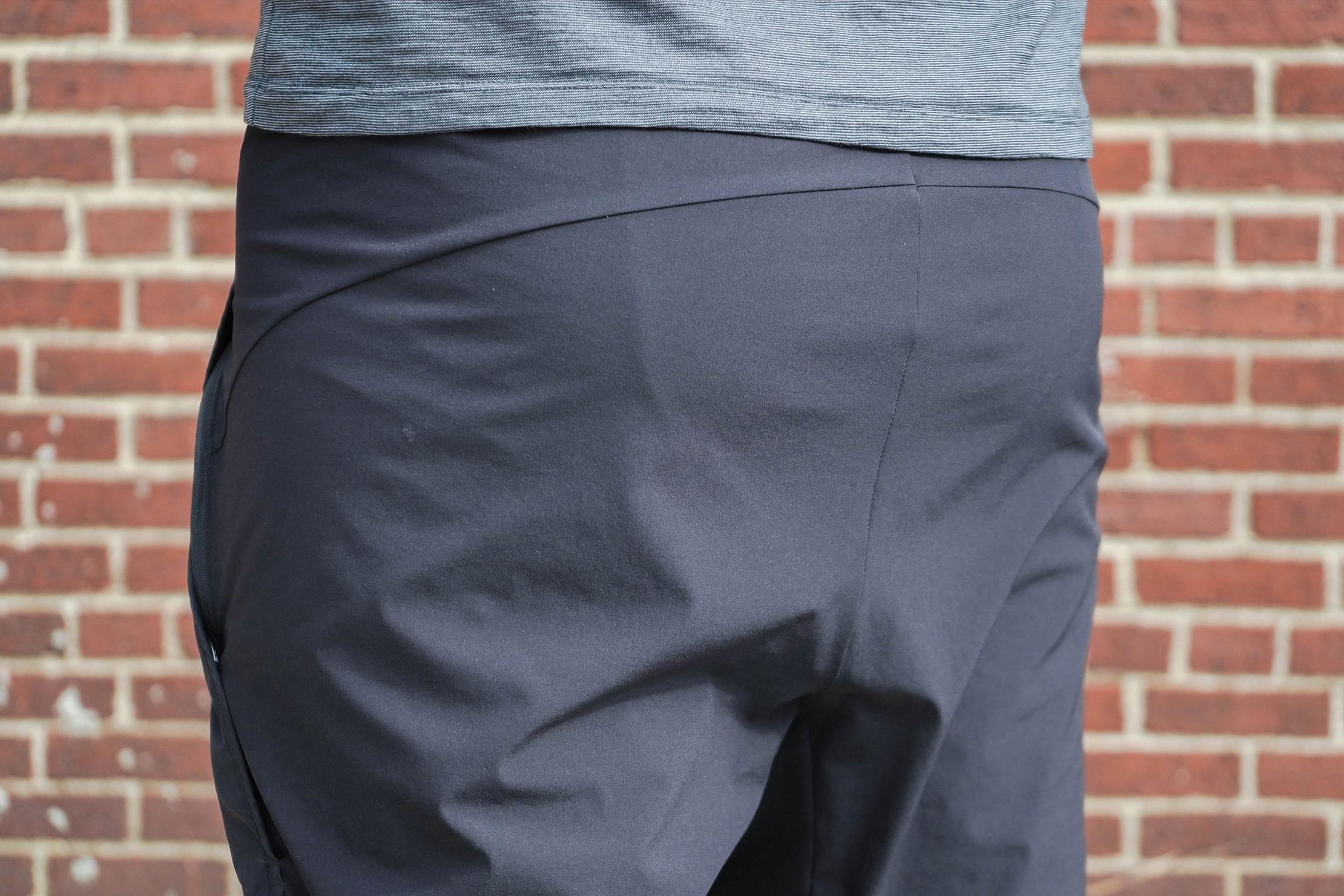Paskho Ability Modern Traveler Pants No Back Pockets