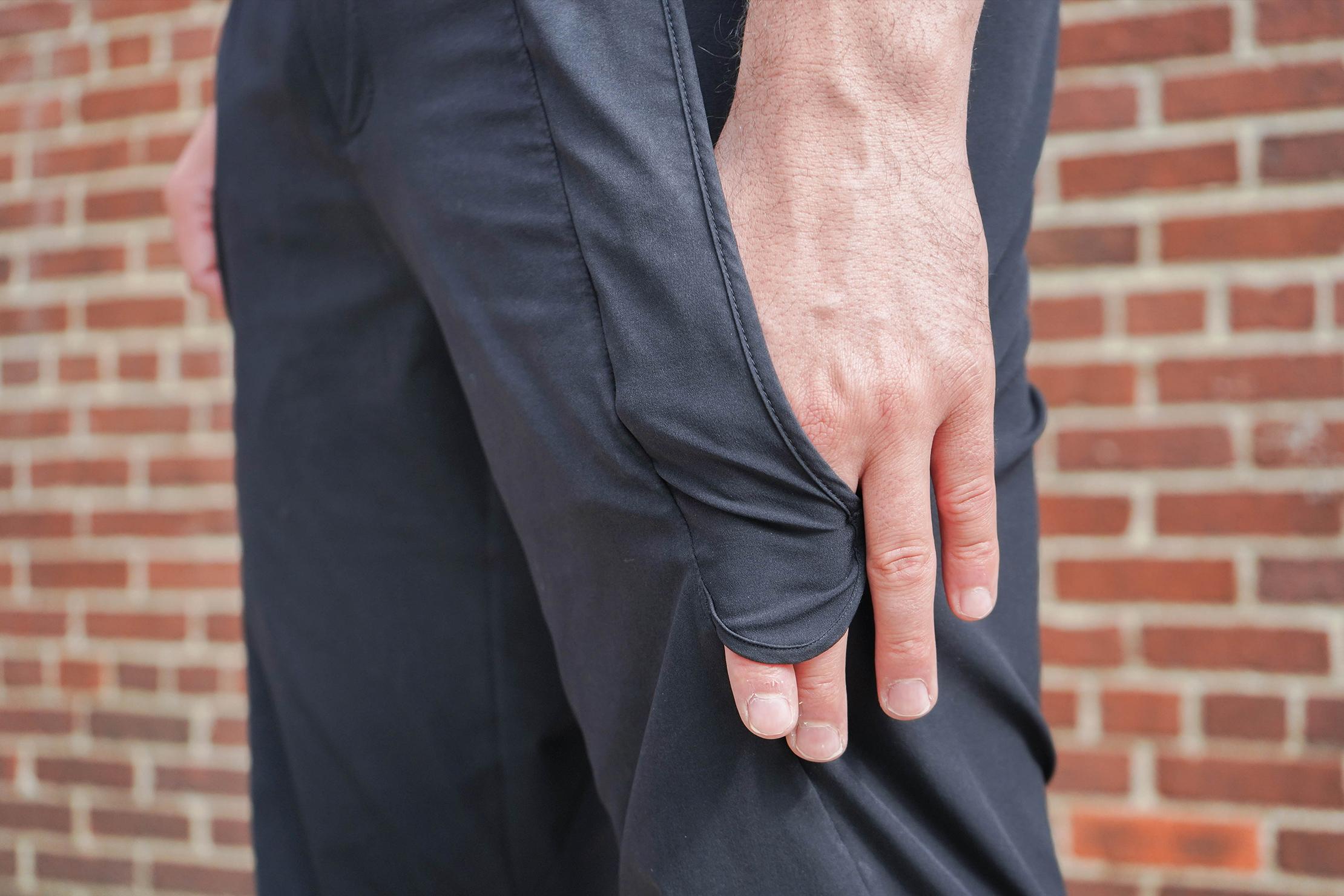 Paskho Ability Modern Traveler Pants Gap In Pocket Cover