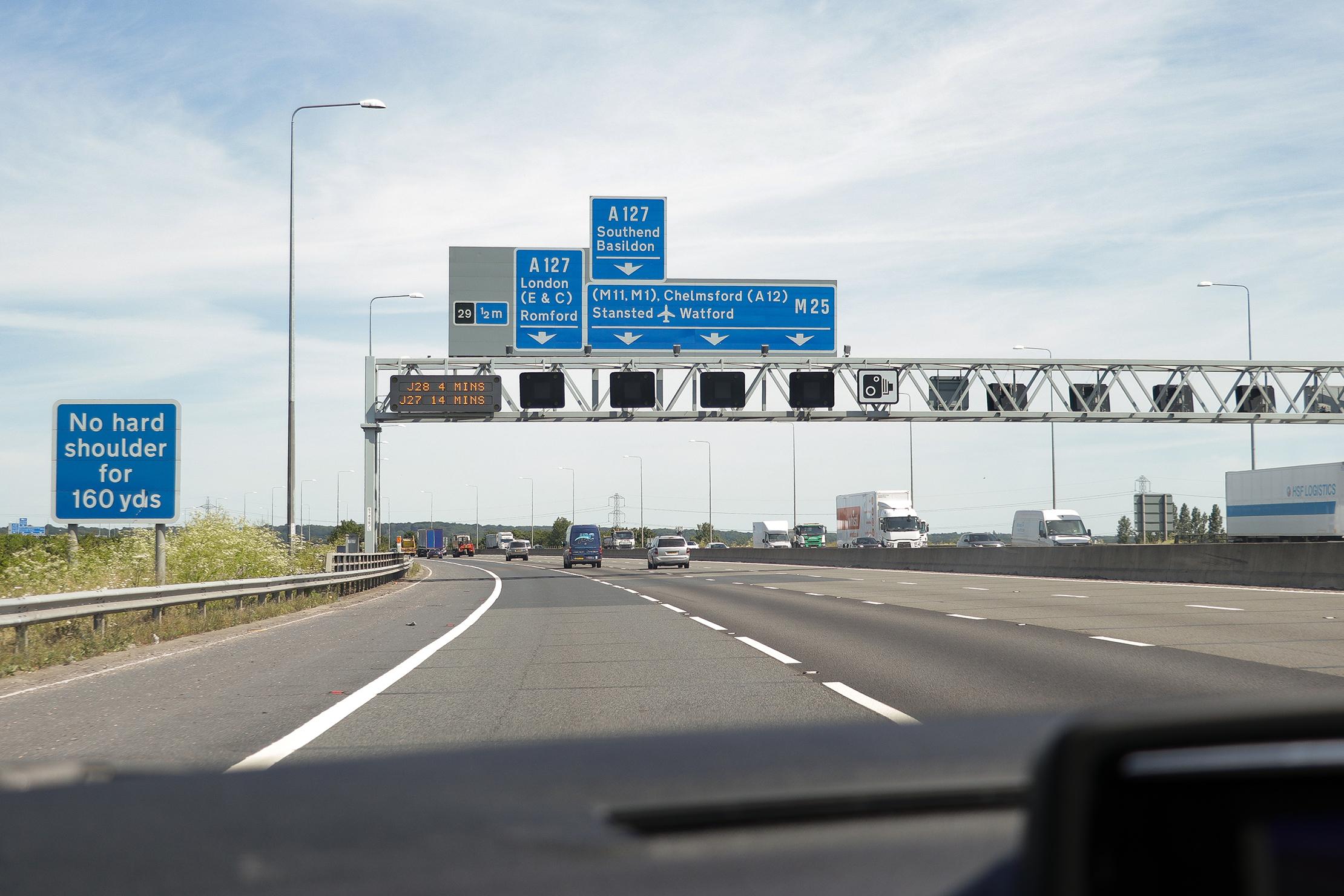 UK Motorway Road Trip Guide