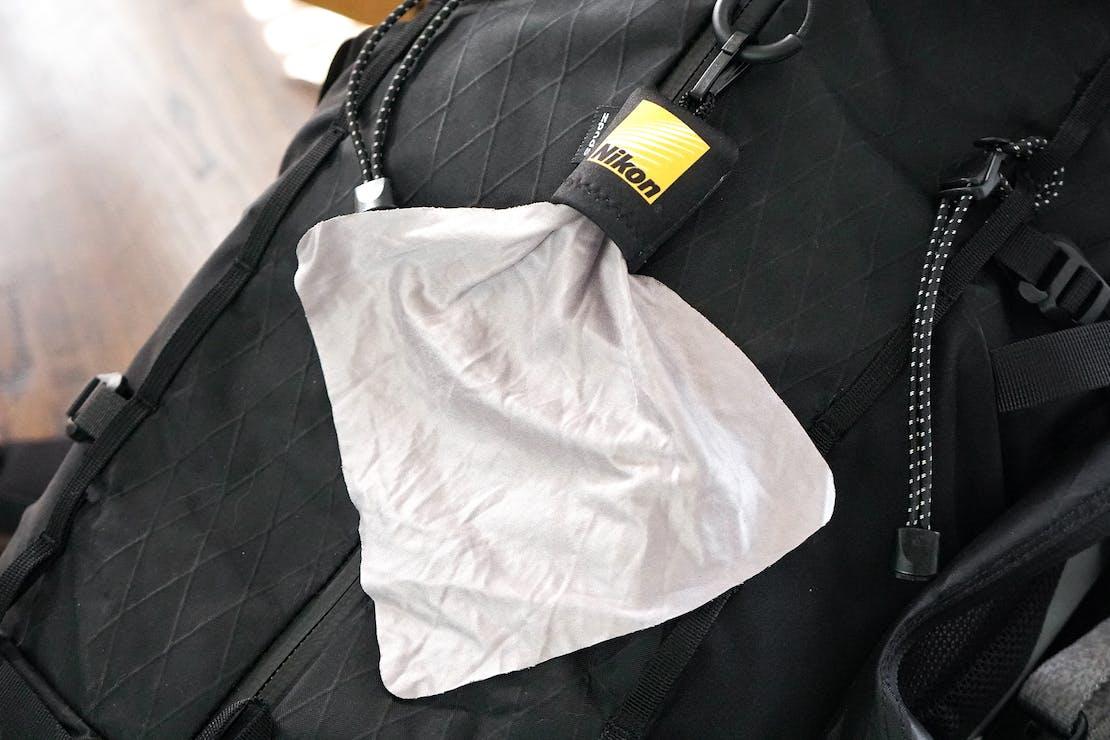 Nikon Micro-Fiber Lens Cleaning Cloth