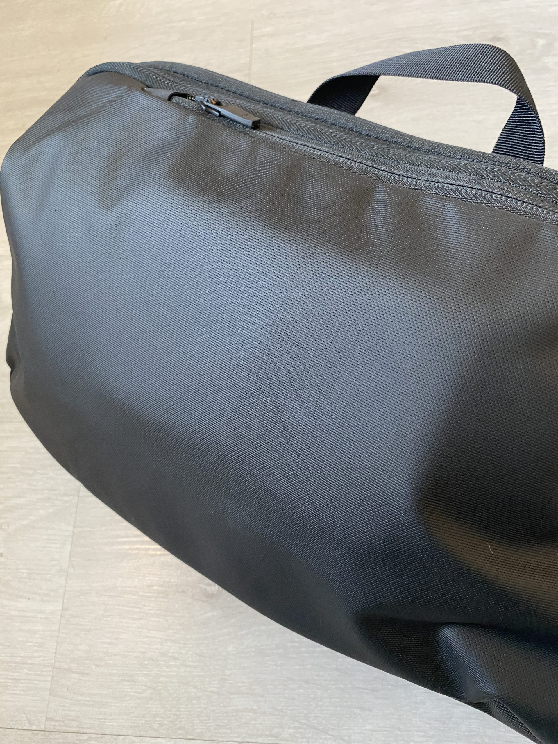 Aer Tech Sling 2 Review Outline Of Item In Quick-Access Pocket
