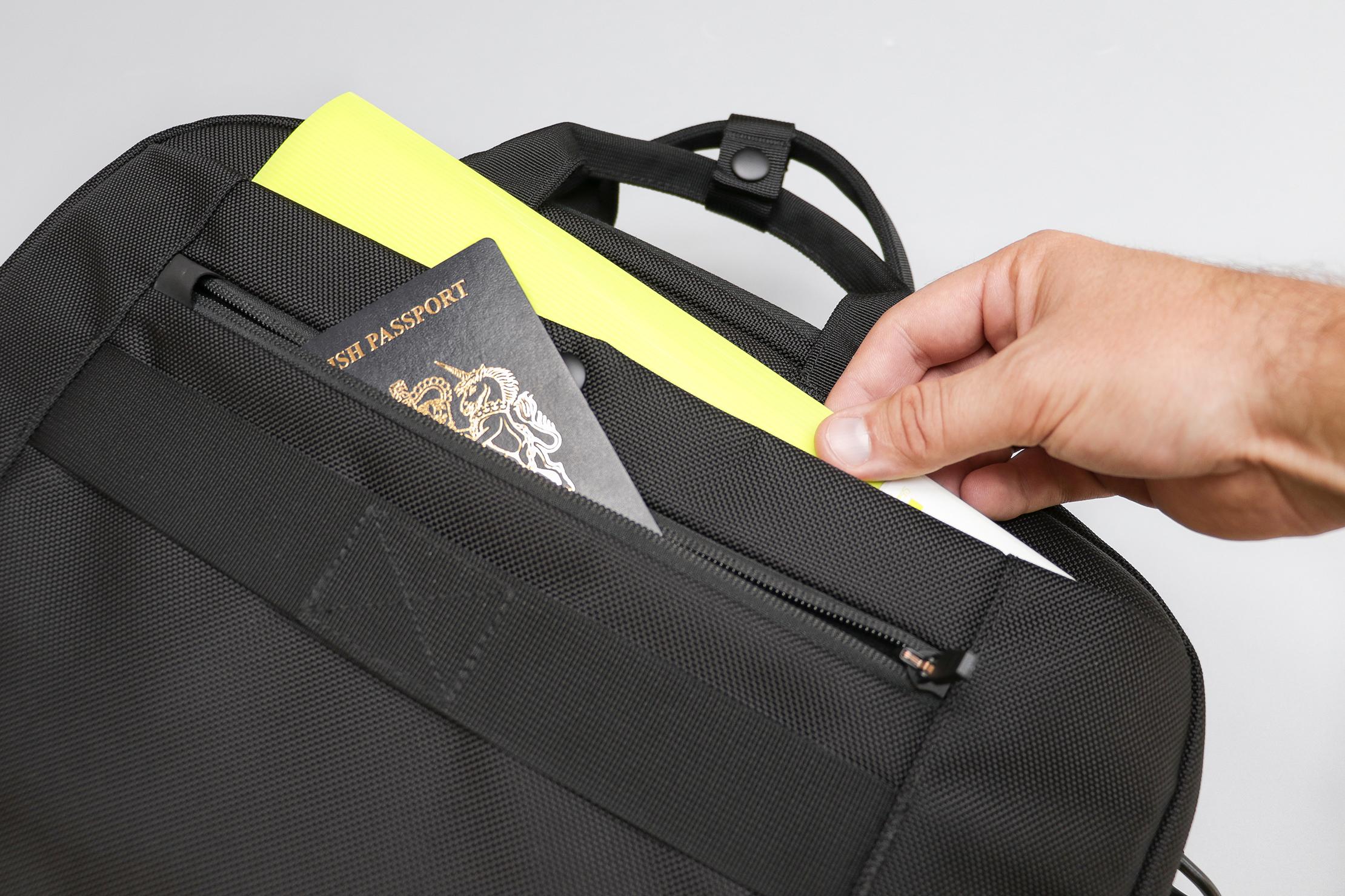 Aer Commuter Brief 2 Back Pockets