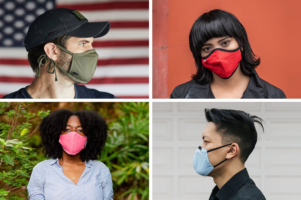 Gear Brands Currently Making Reusable Face Masks