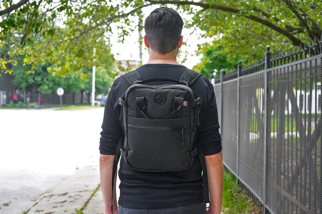 North St. Bags Weekender Meeting Bag in Detroit