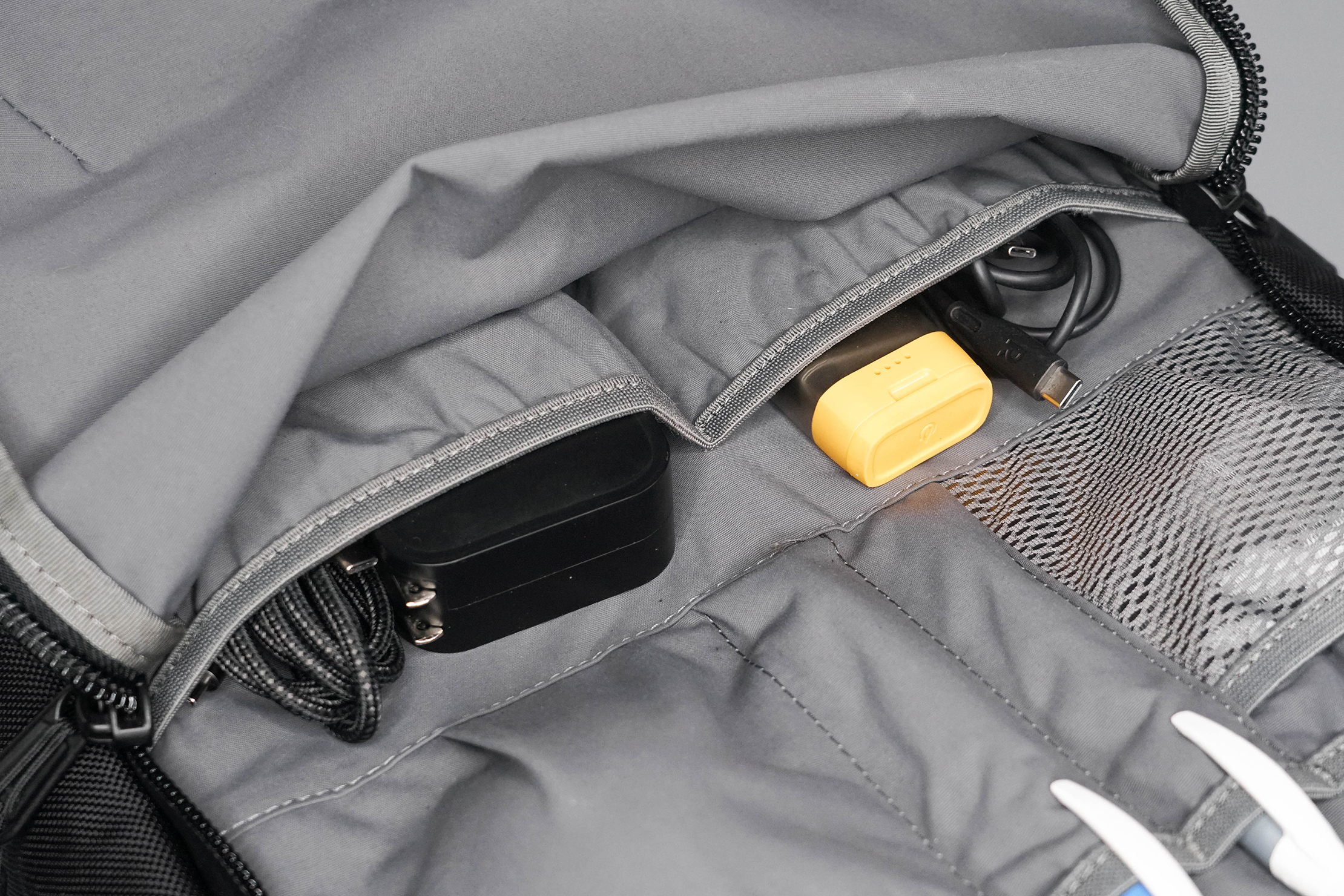 Aer Tech Pack 2 Front Compartment Bottom Pockets