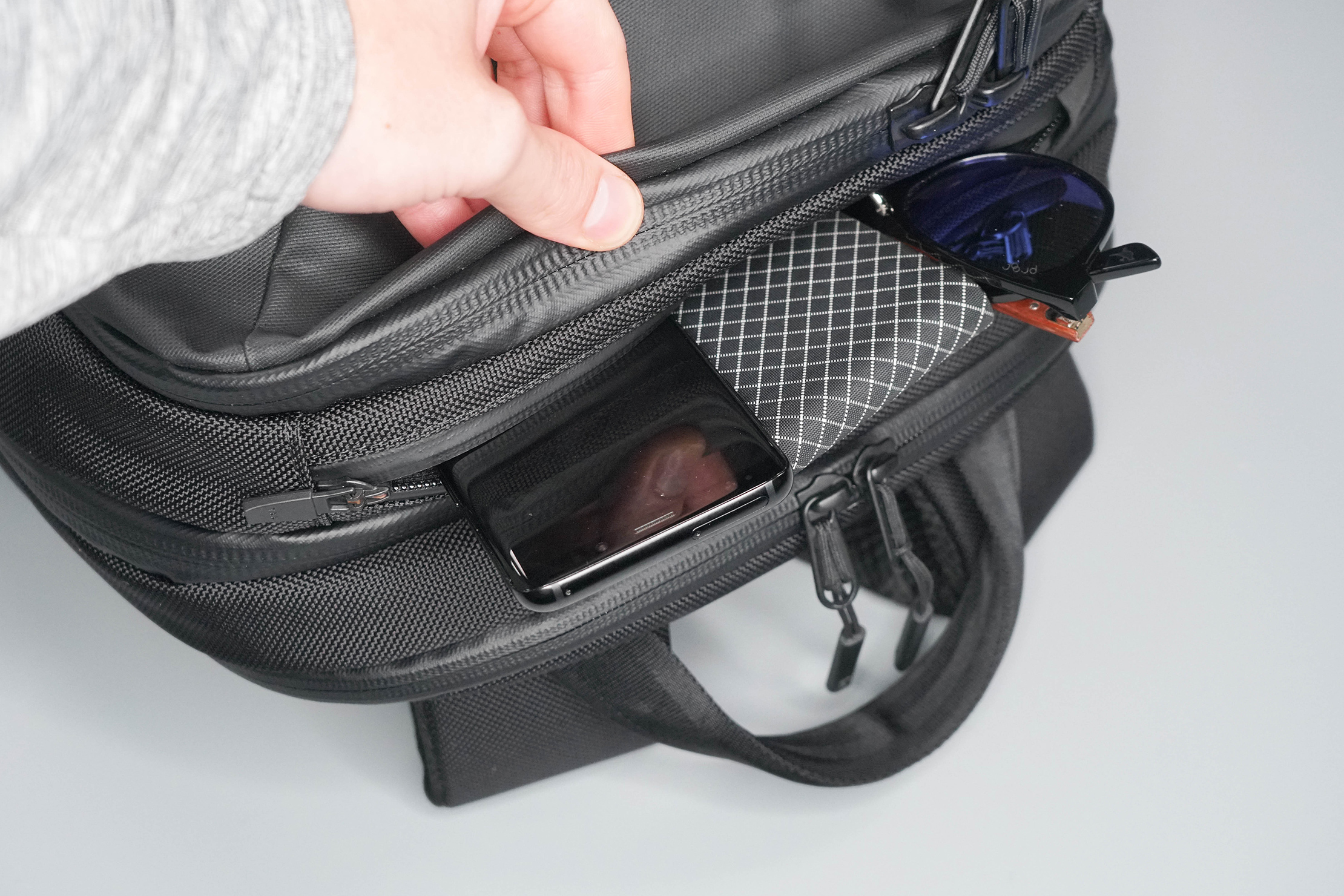 Aer Tech Pack 2 Quick-Grab Pocket