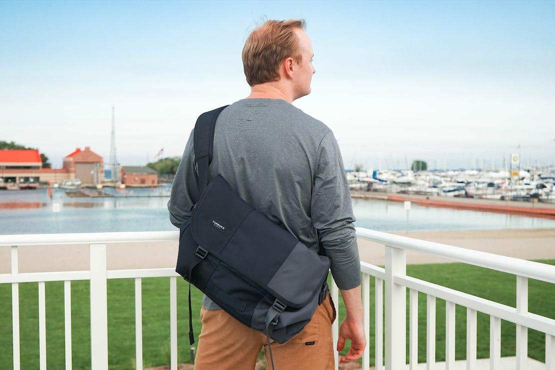 Timbuk2 Classic Messenger Bag in Detroit
