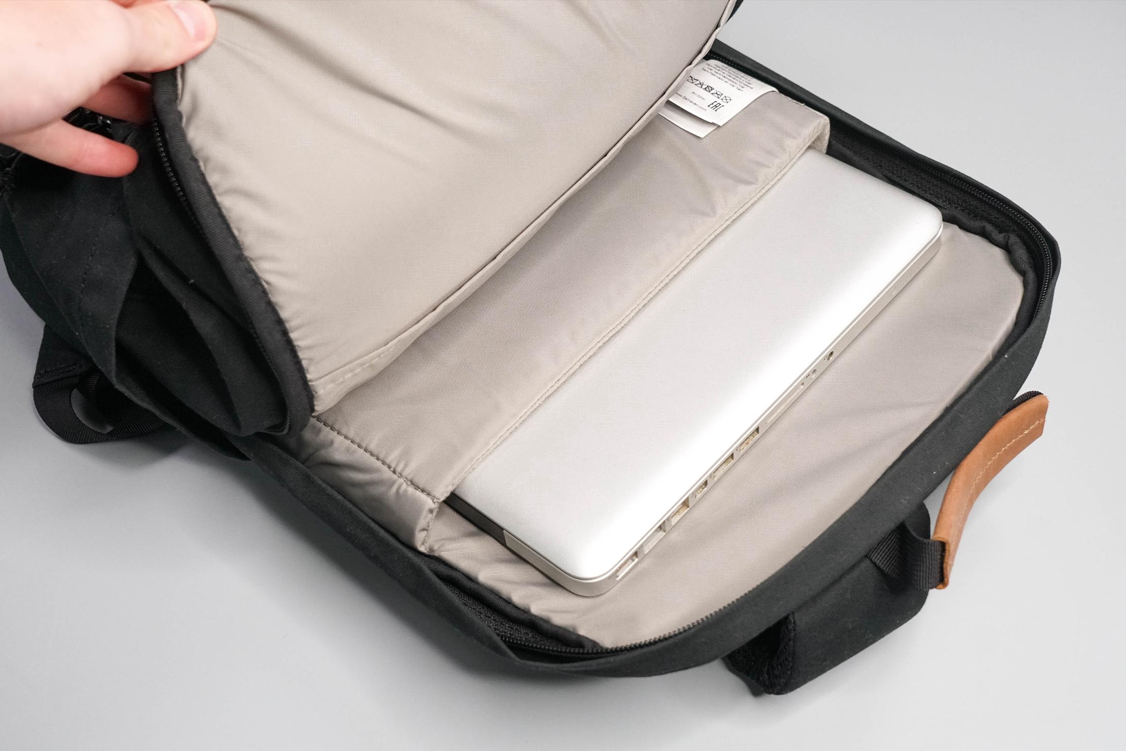 Fjallraven Raven 28 Laptop Compartment