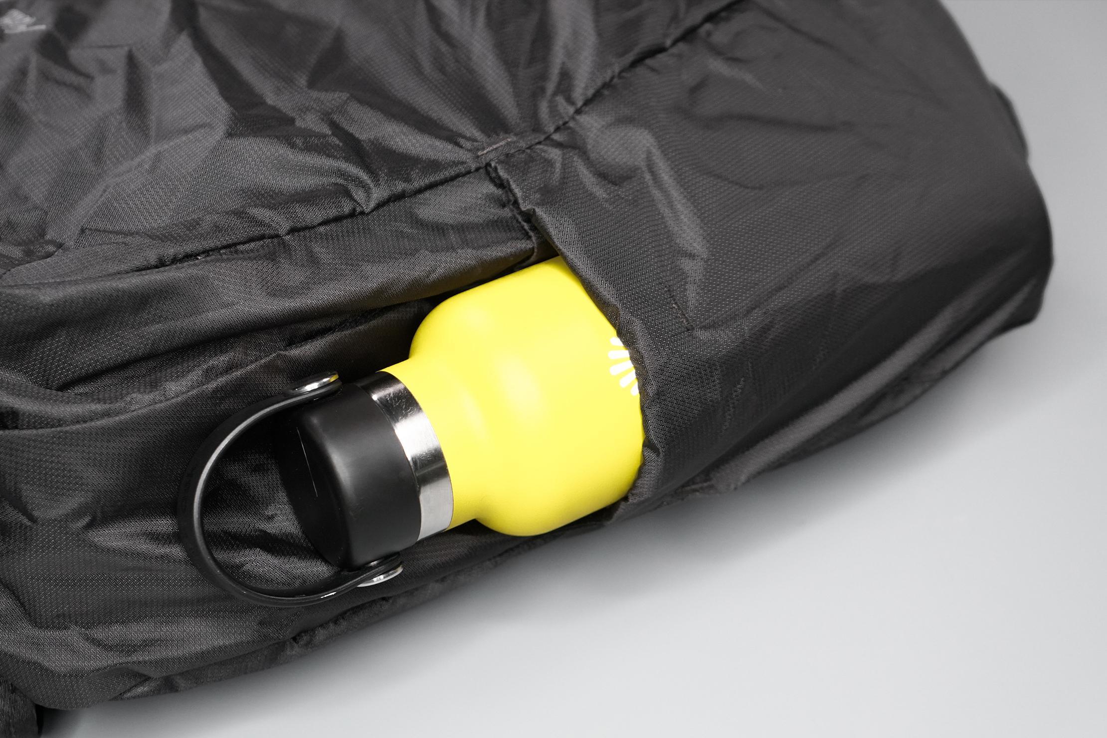 Matador On-Grid Packable Backpack Water Bottle Pocket
