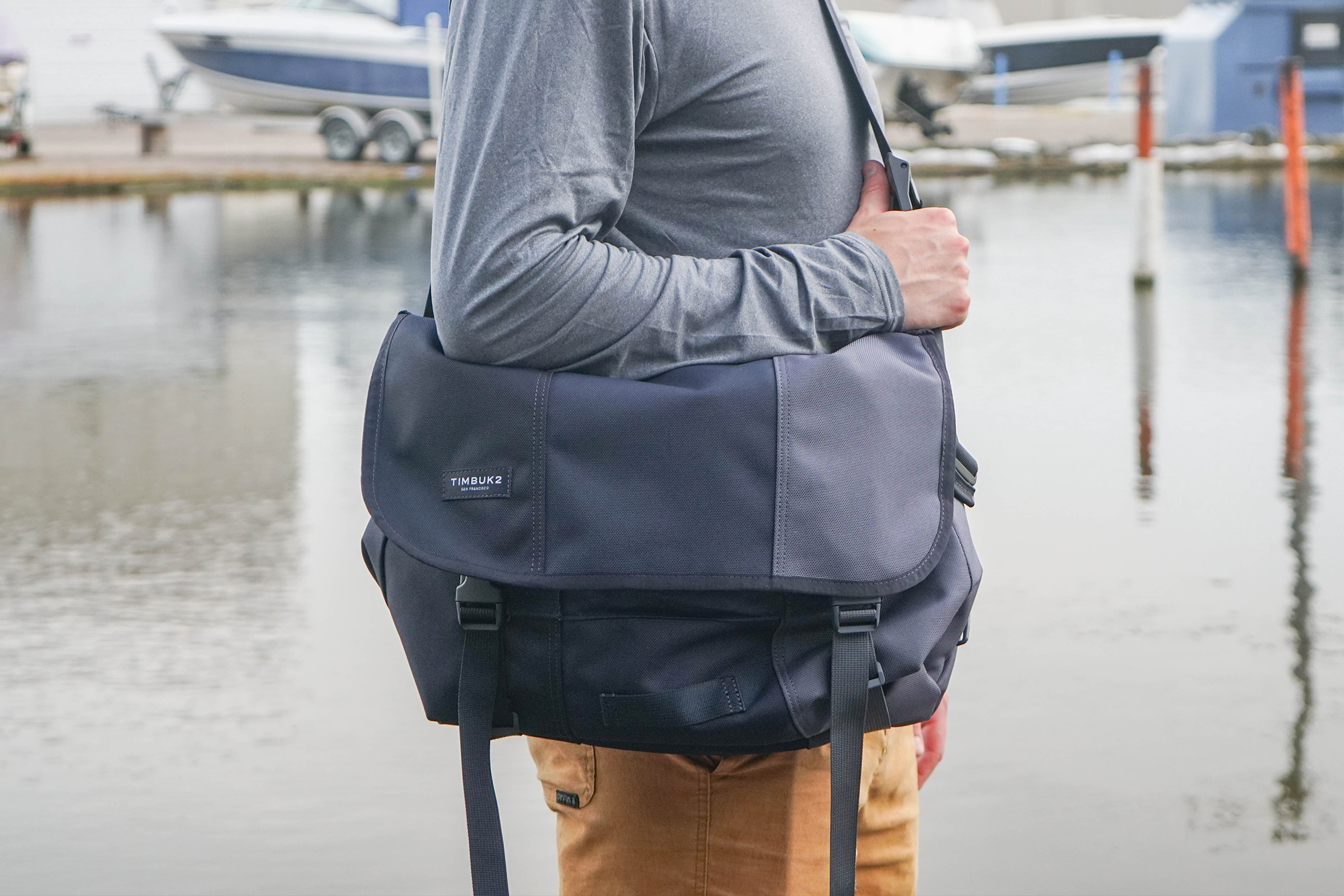 Timbuk2 Classic Messenger Bag in Detroit