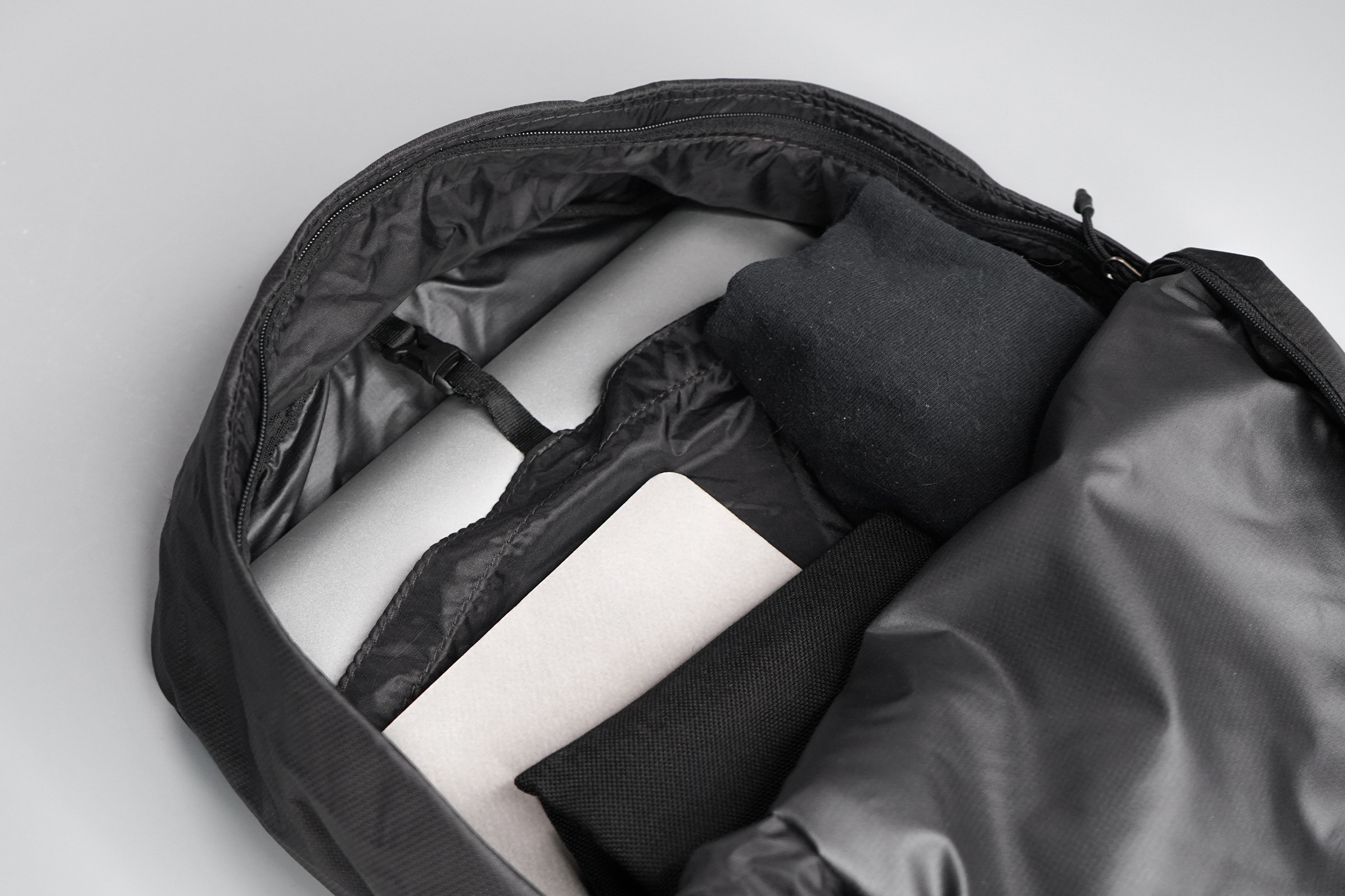 Matador On-Grid Packable Backpack Main Compartment