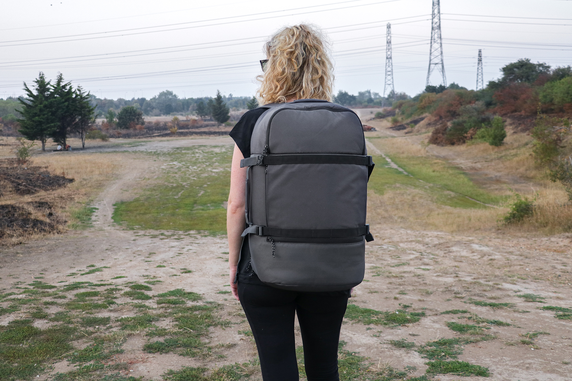 IKEA VARLDENS Backpack 36L in Essex, England