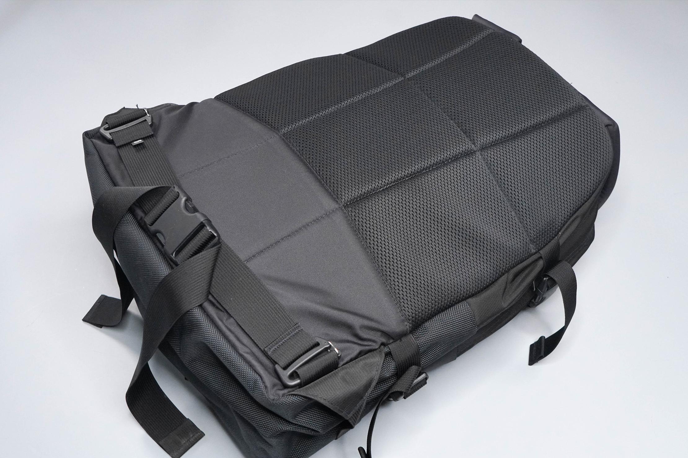 Tom Bihn Brain Bag Back Panel and Hip Belt