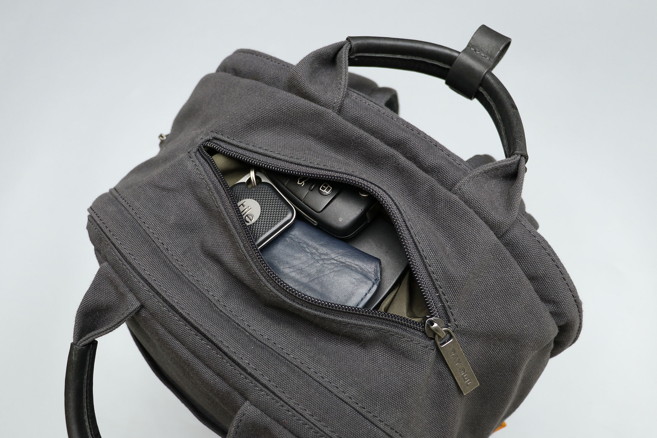 Day Owl Backpack Top Pocket