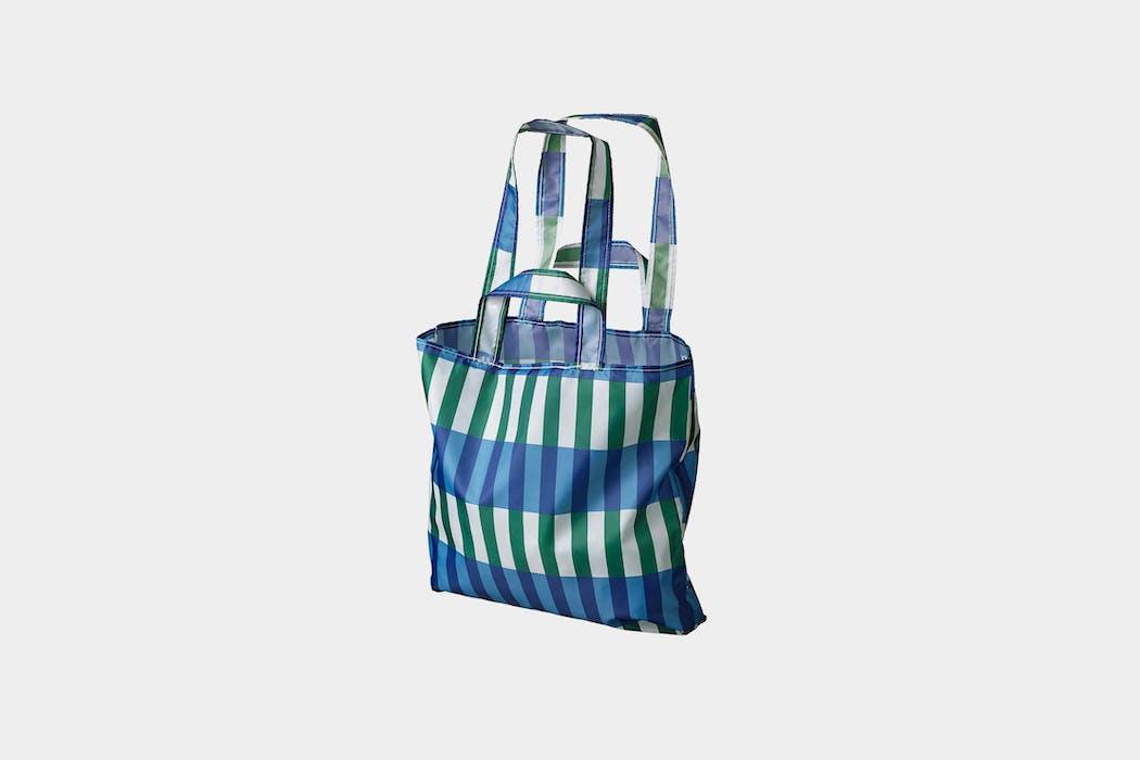 IKEA SKYNKE Shopping Bag (Packable Tote)