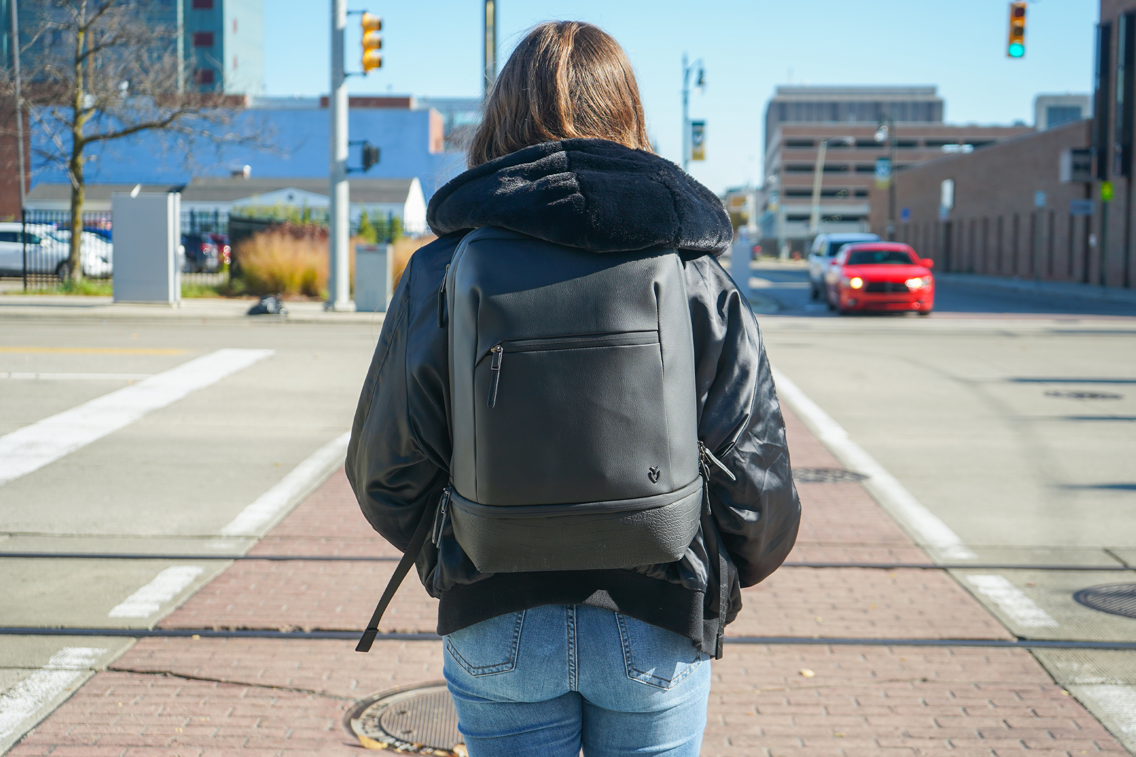 VESSEL Signature 2.0 Backpack in Detroit