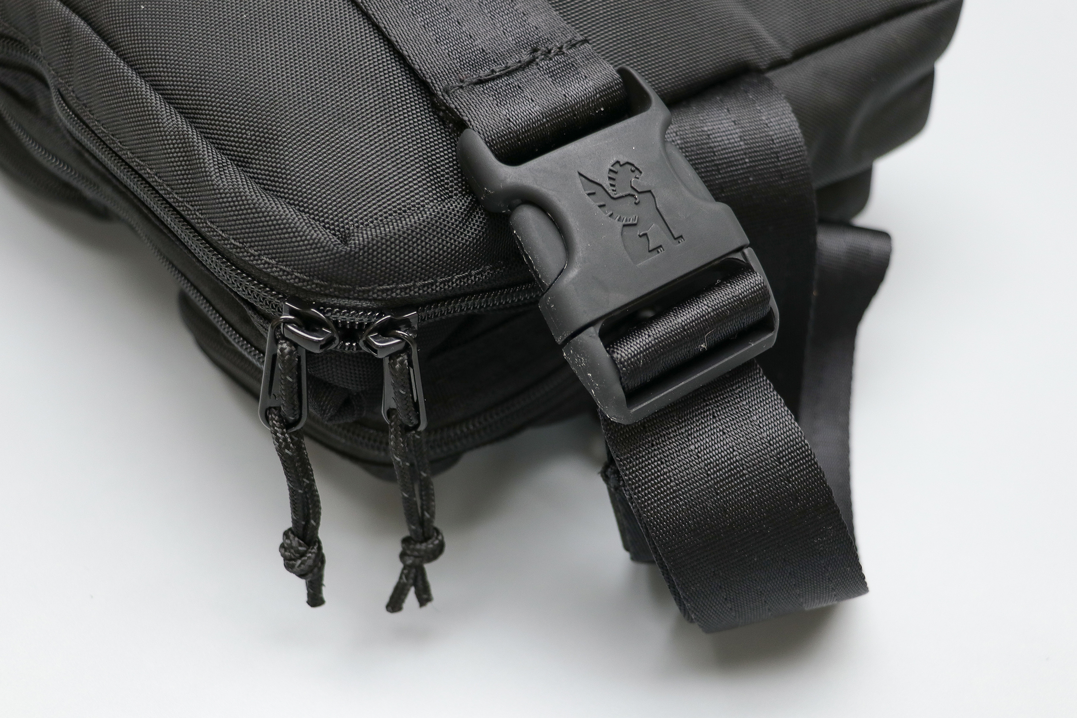Chrome Industries MXD Link Sling Zippers and Hardware