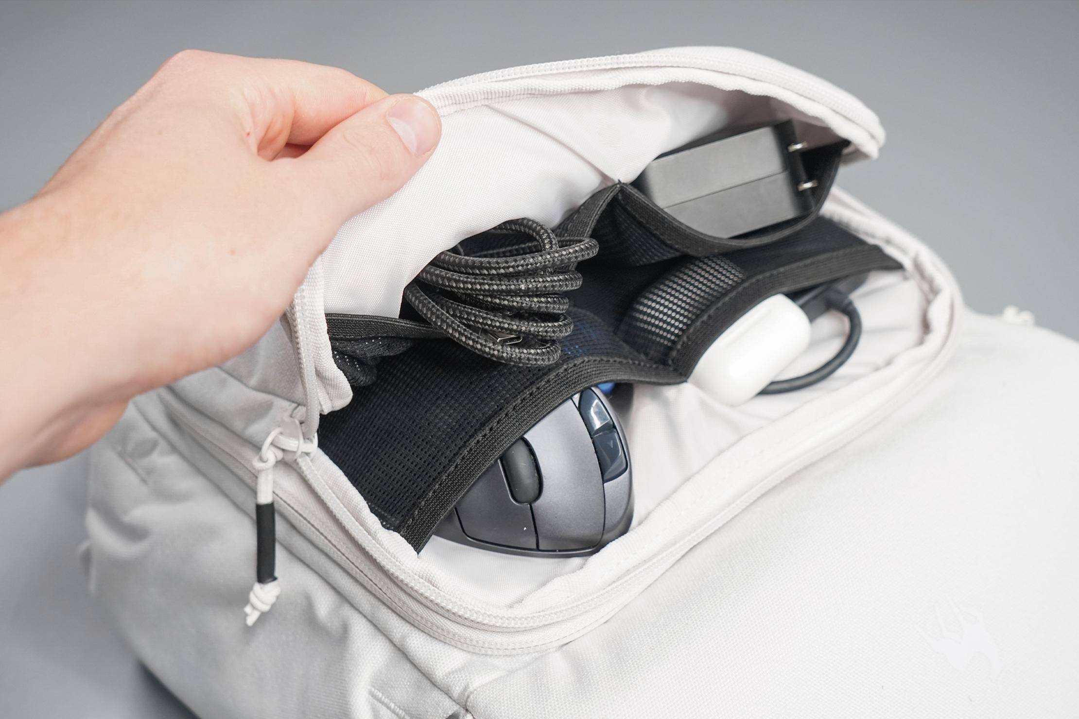 Brevitē Jumper Photo Backpack Front Pocket