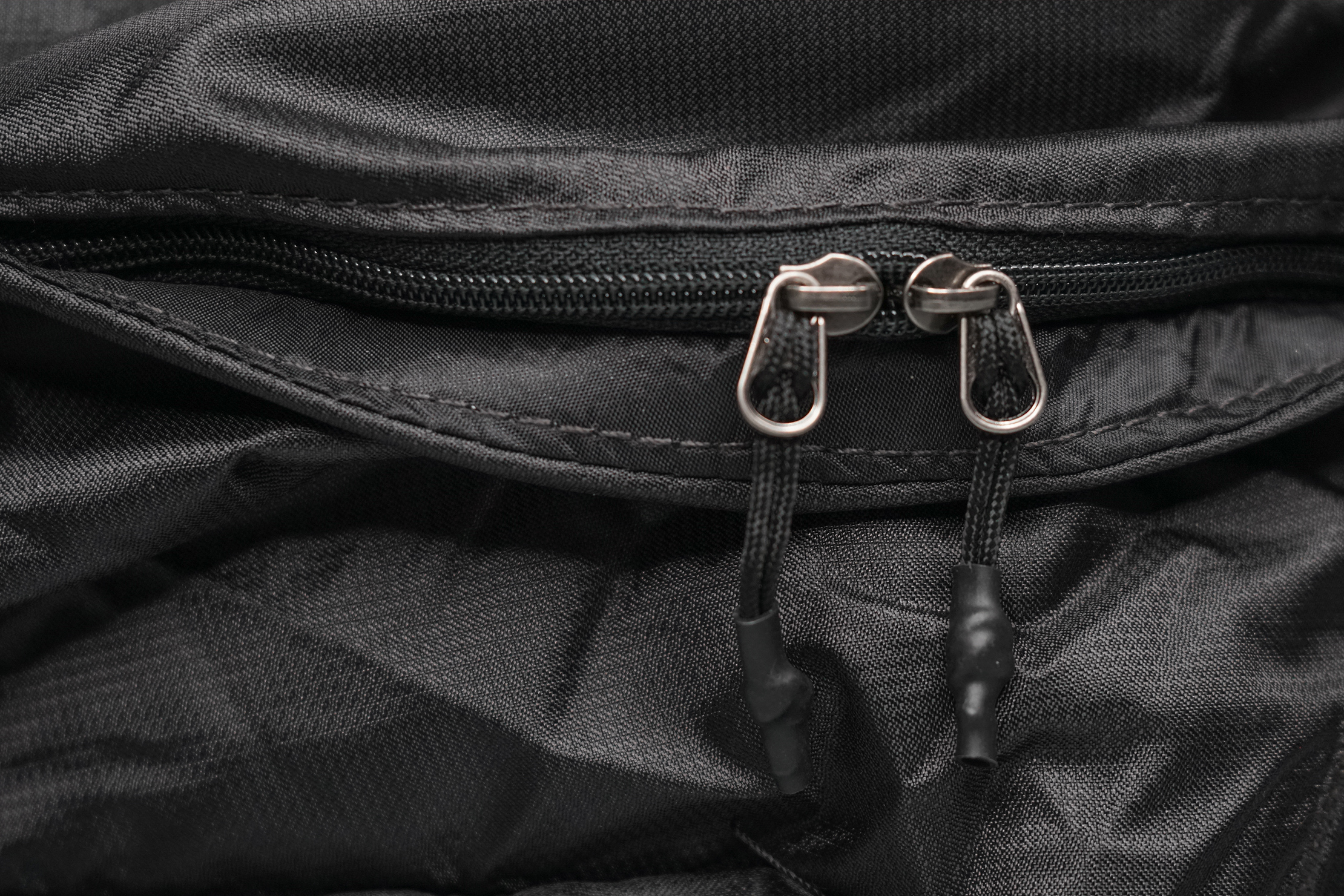 Matador On-Grid Packable Backpack Zippers