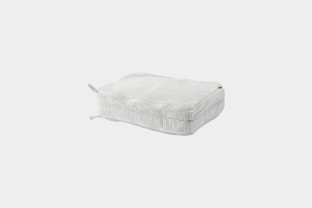 IKEA RENSARE Clothes Bag With Compartment