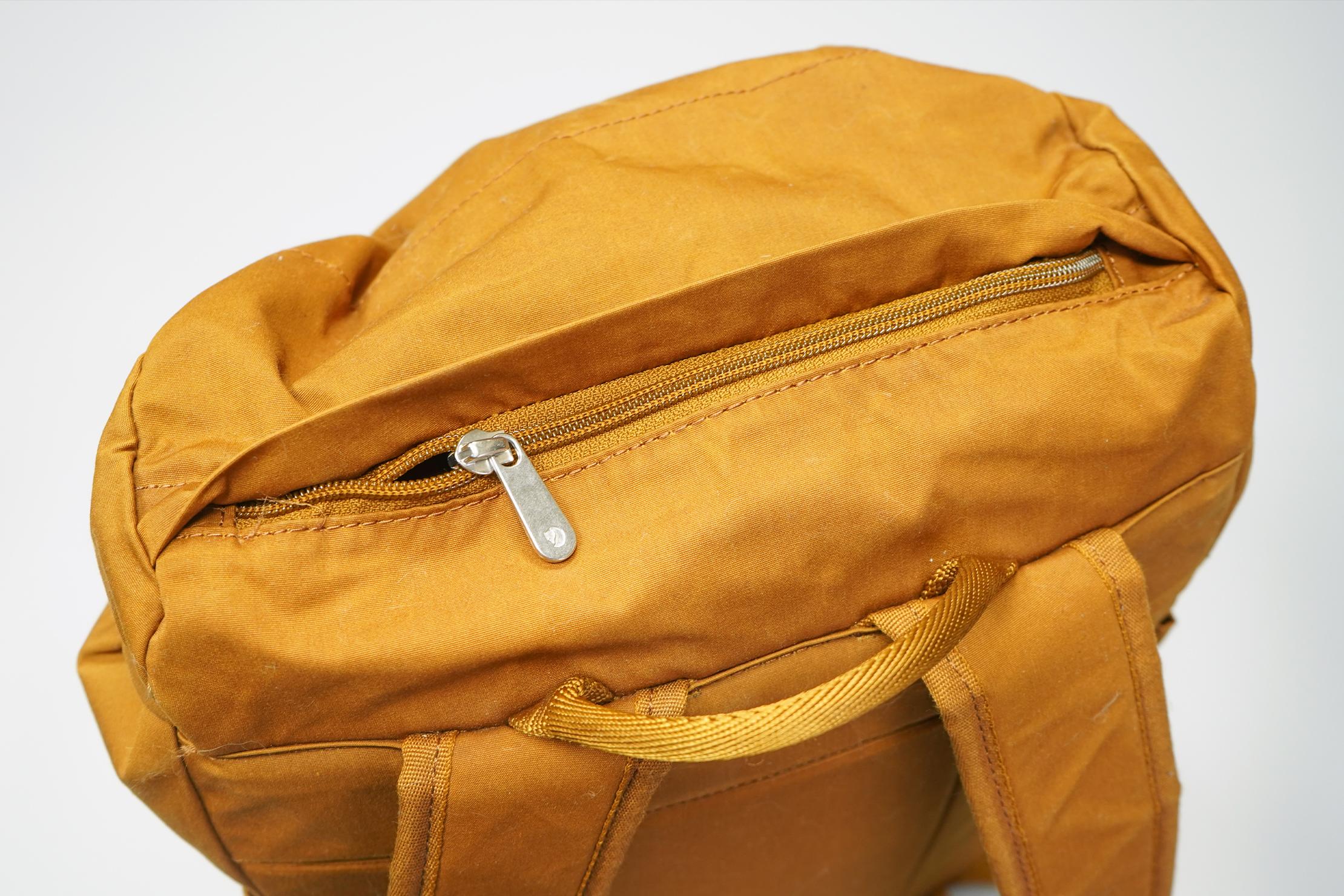 Fjallraven Greenland Top Backpack | Backpack Top Zipper