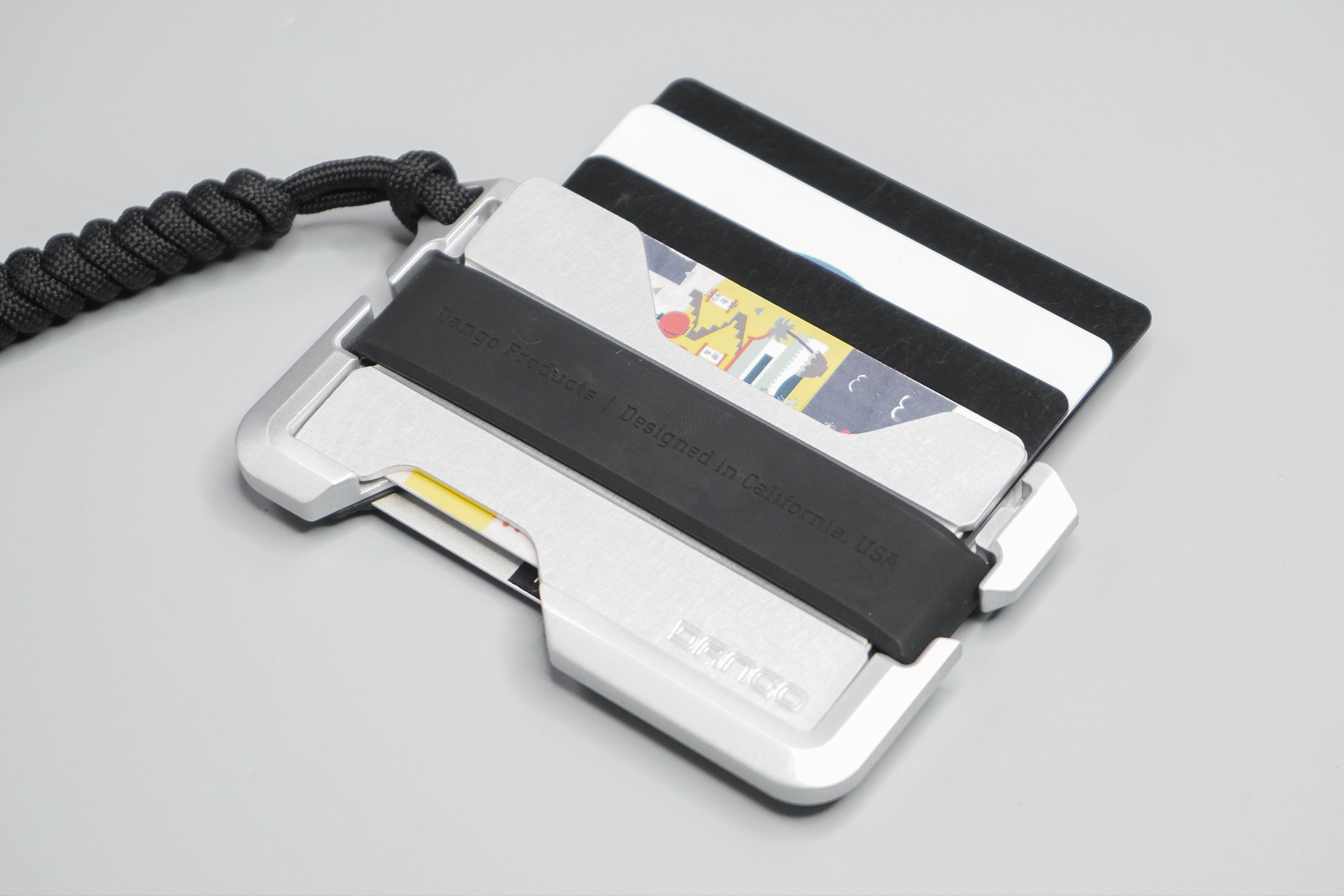 Dango D01 Dapper Wallet Front Card Slot