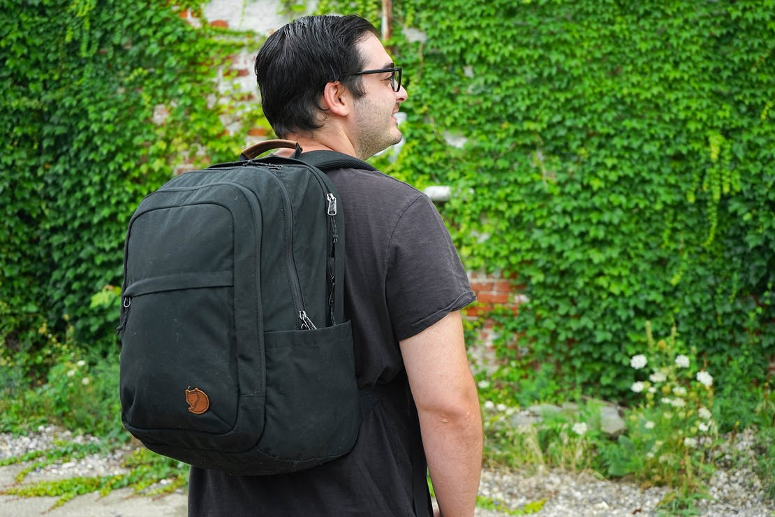 Fjallraven Raven 28L Backpack in Detroit