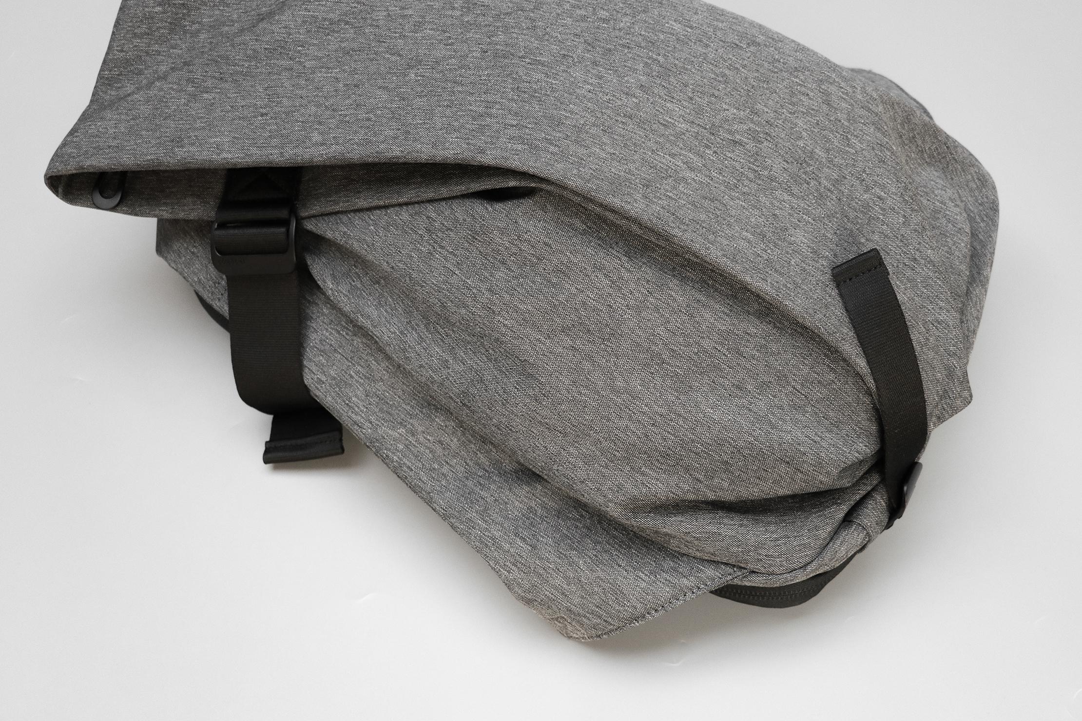 Cote&Ciel Isar M EcoYarn Grey Compression Straps