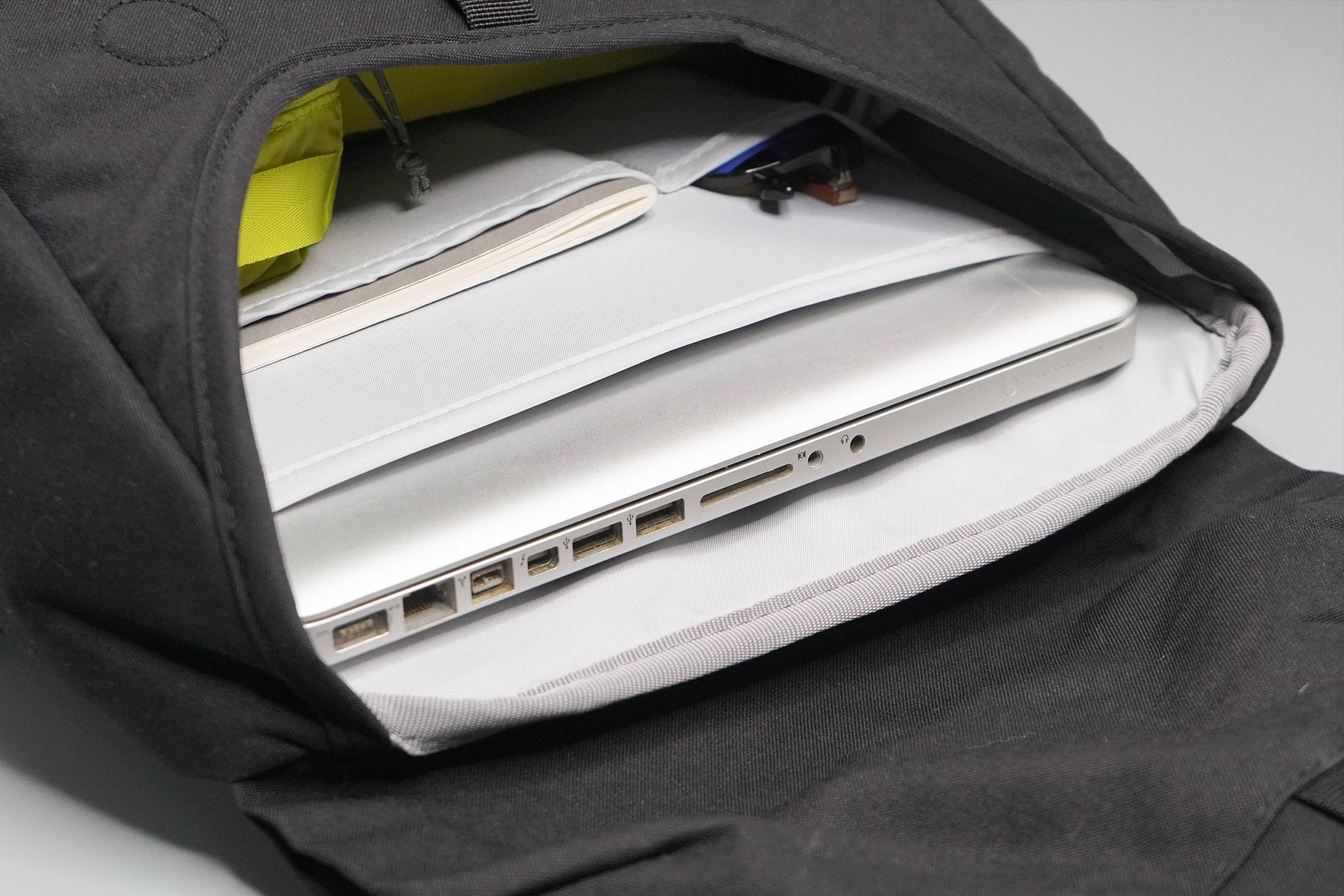 Deuter UP Sydney Laptop Compartment