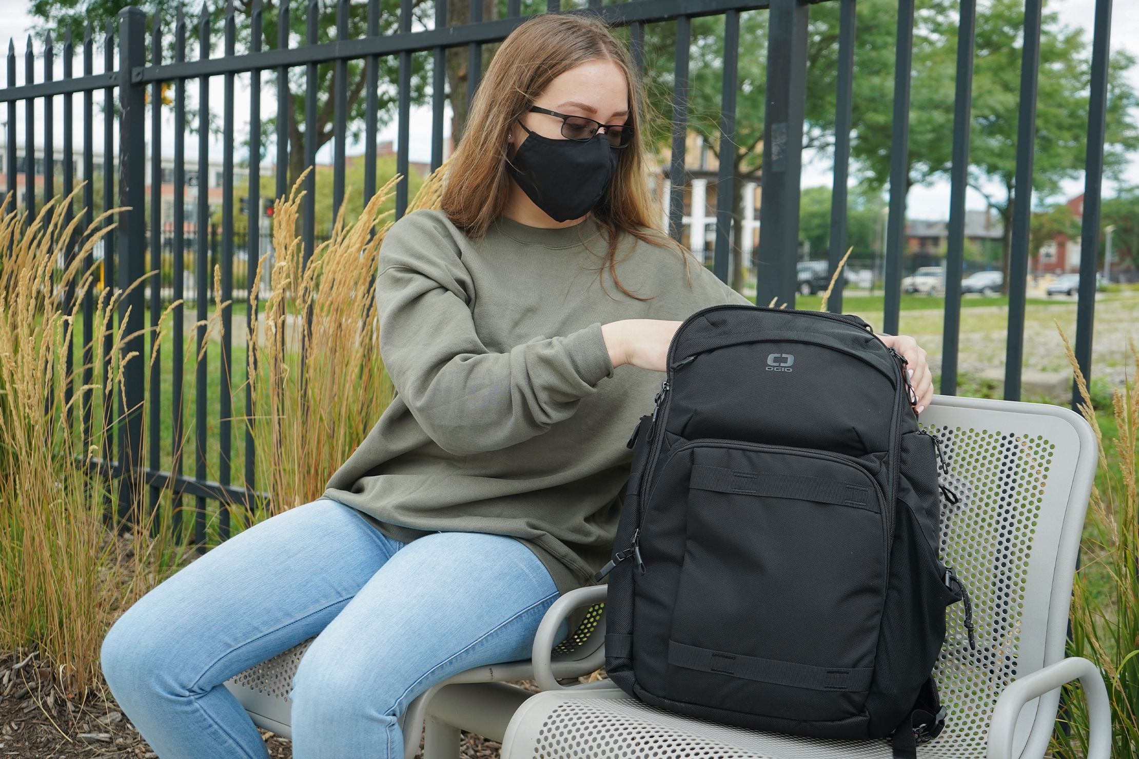Ogio Pace 25 Backpack in Detroit