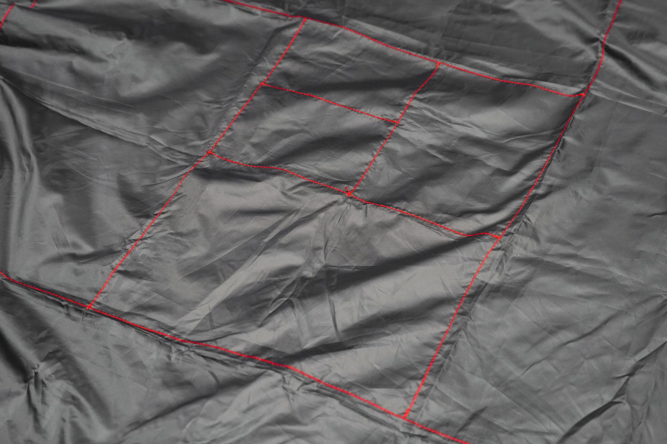Matador Pocket Blanket 2.0 Stitching