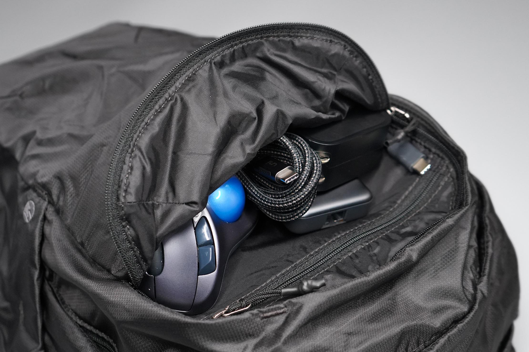 Matador On-Grid Packable Backpack Front Pocket