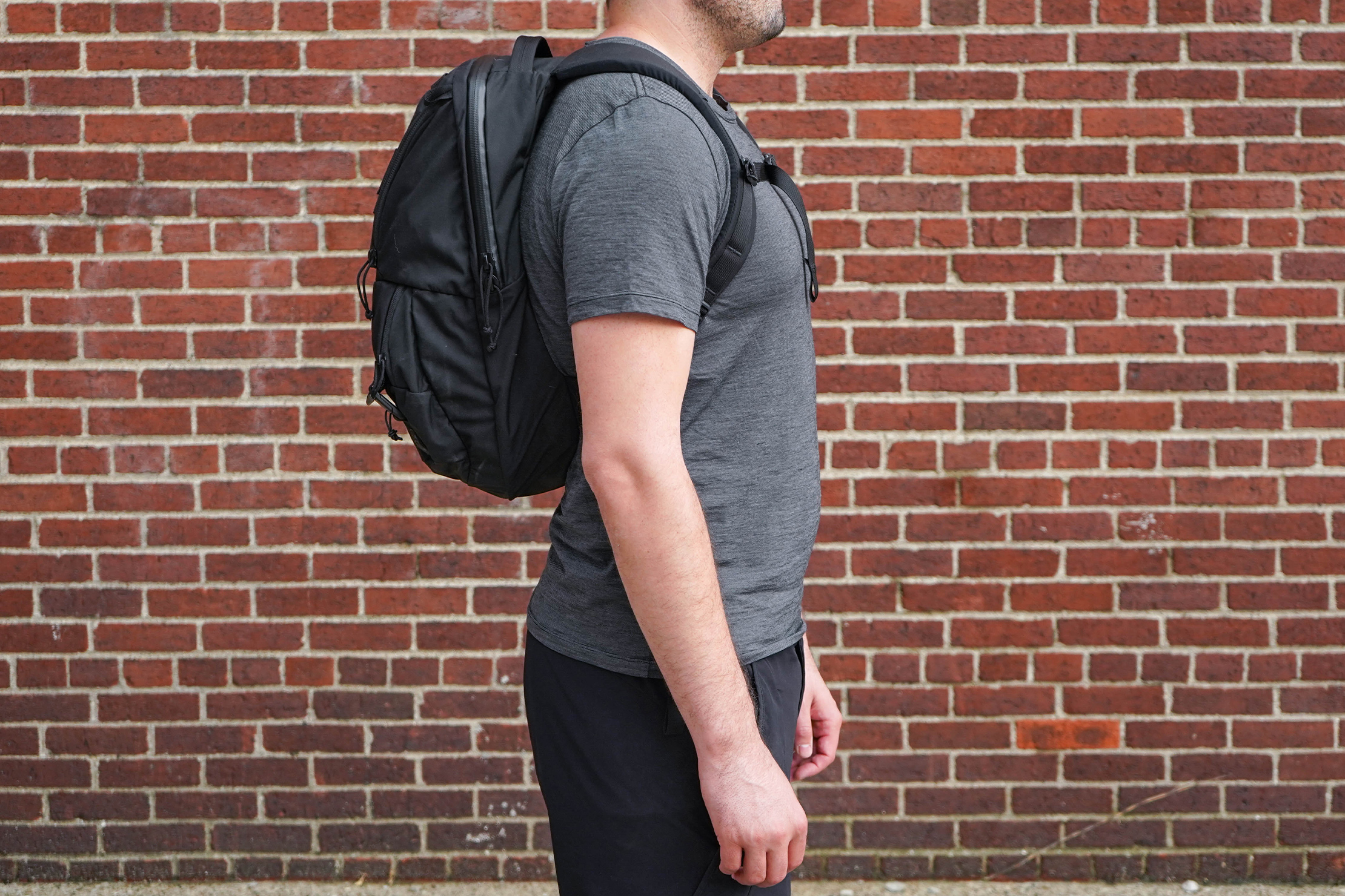 Mystery Ranch Rip Ruck 24 Male Side Profile