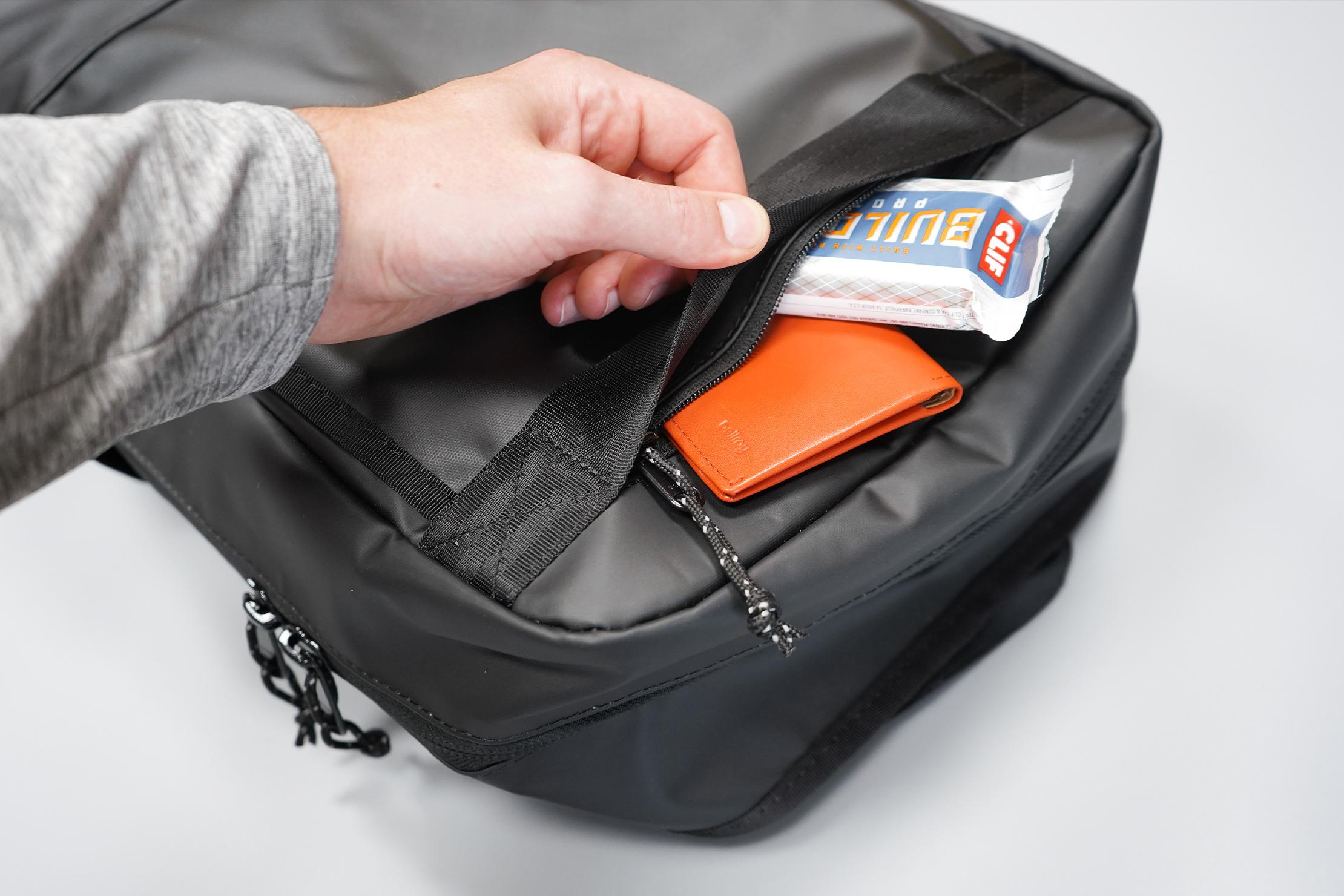 Chrome Industries Hondo Backpack Front Pocket