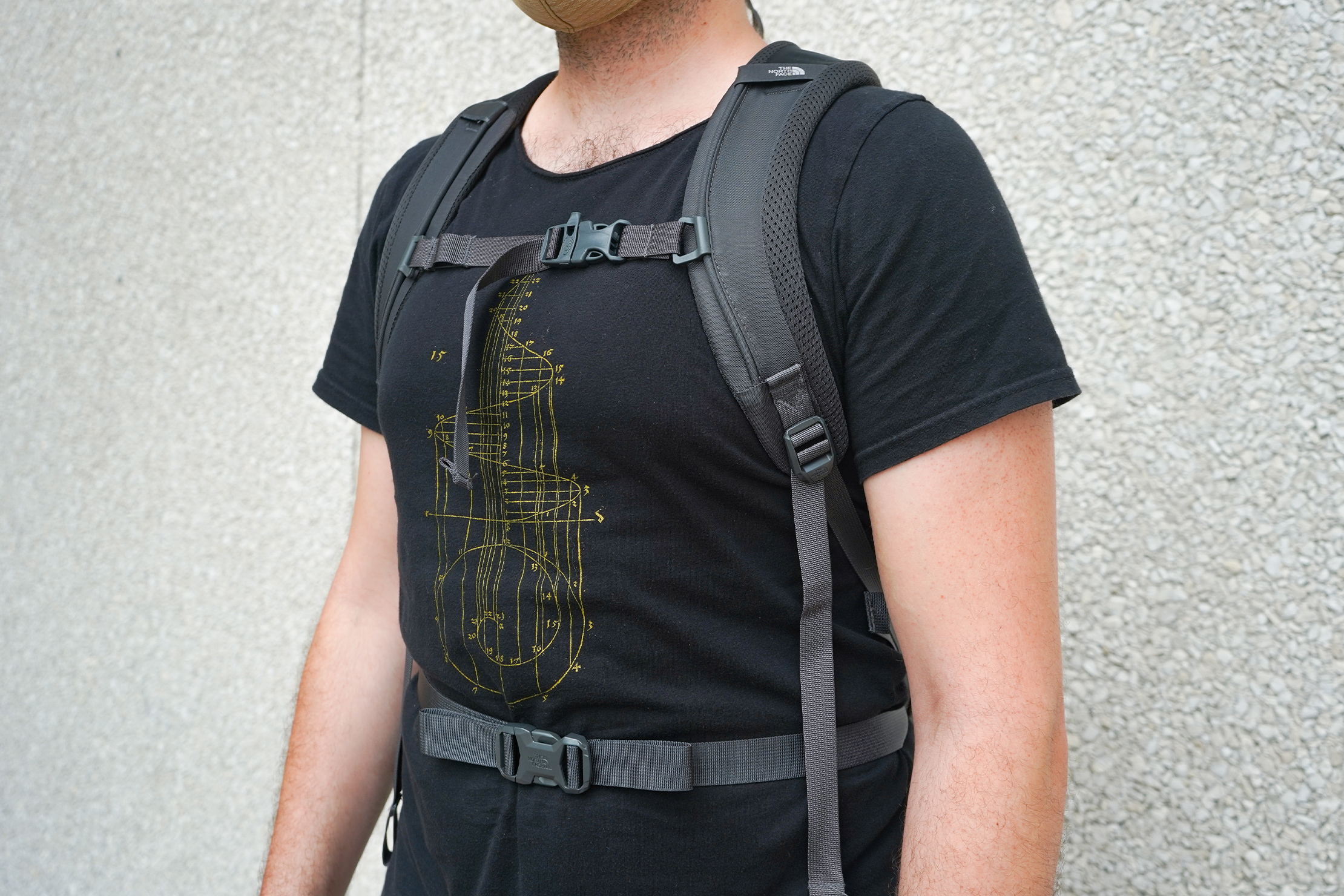 The North Face Borealis Backpack Harness System