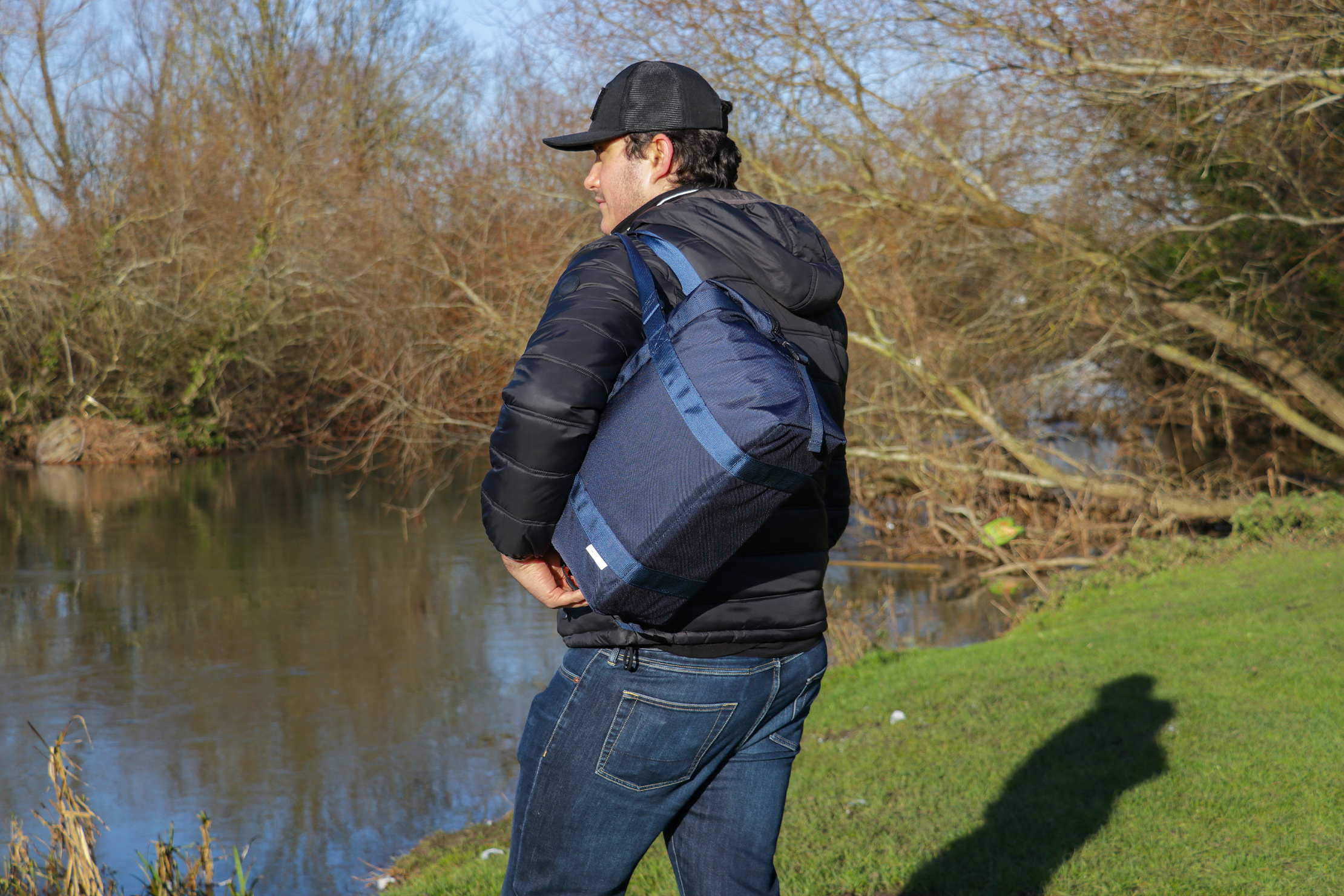 DSPTCH Utility Tote | It certainly looks beefier than most tote bags