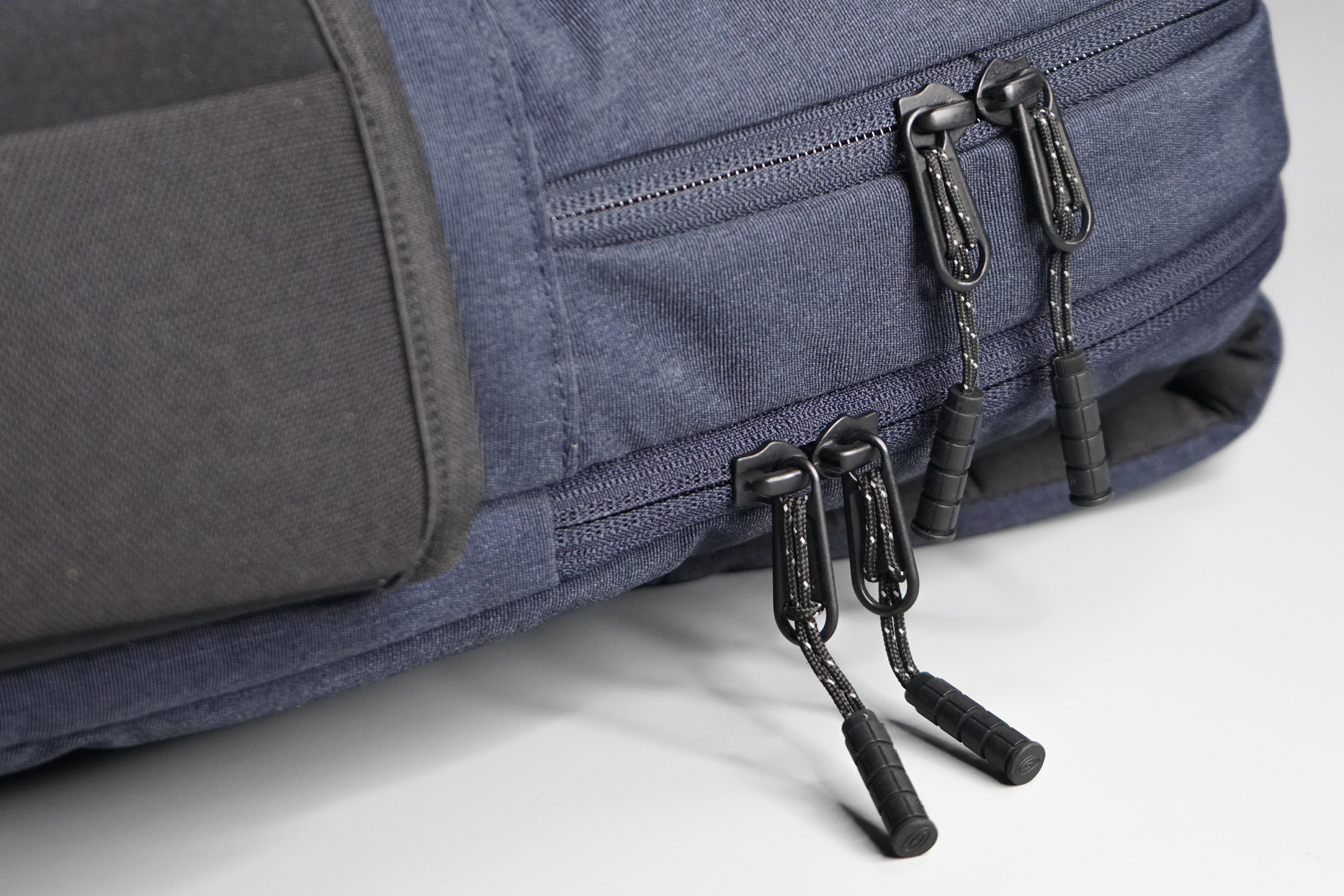 Timbuk2 Authority Laptop Backpack Zippers