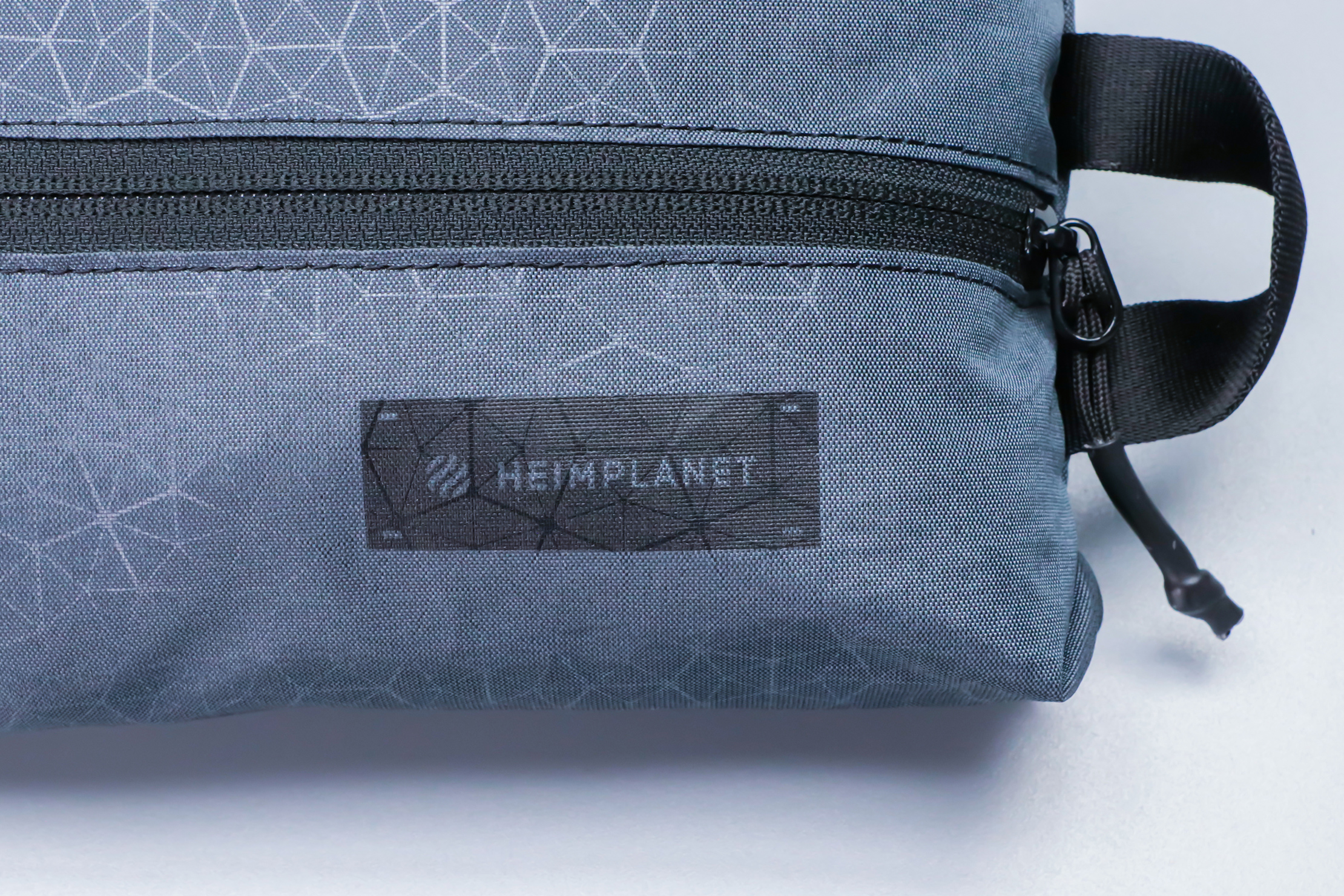 Heimplanet Packing Cubes Logo and Pattern
