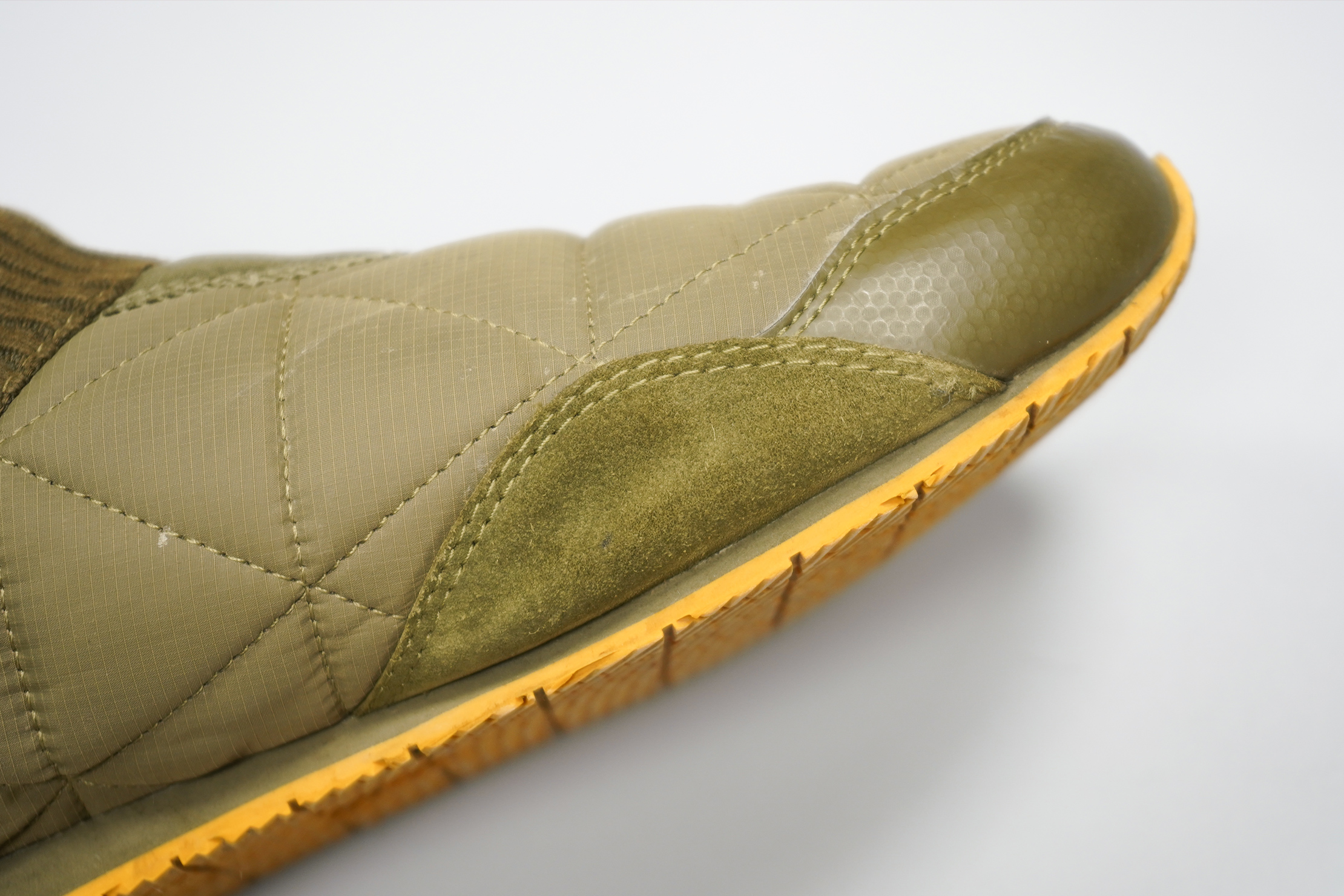 Teva Ember Moc Slippers Leather Accent