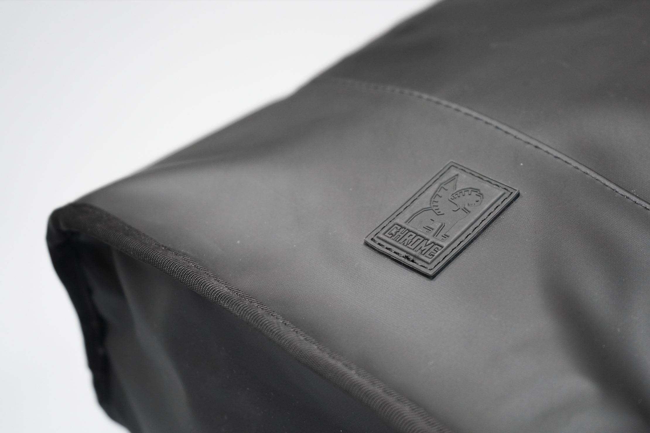 Chrome Industries Hondo Backpack Material and Logo