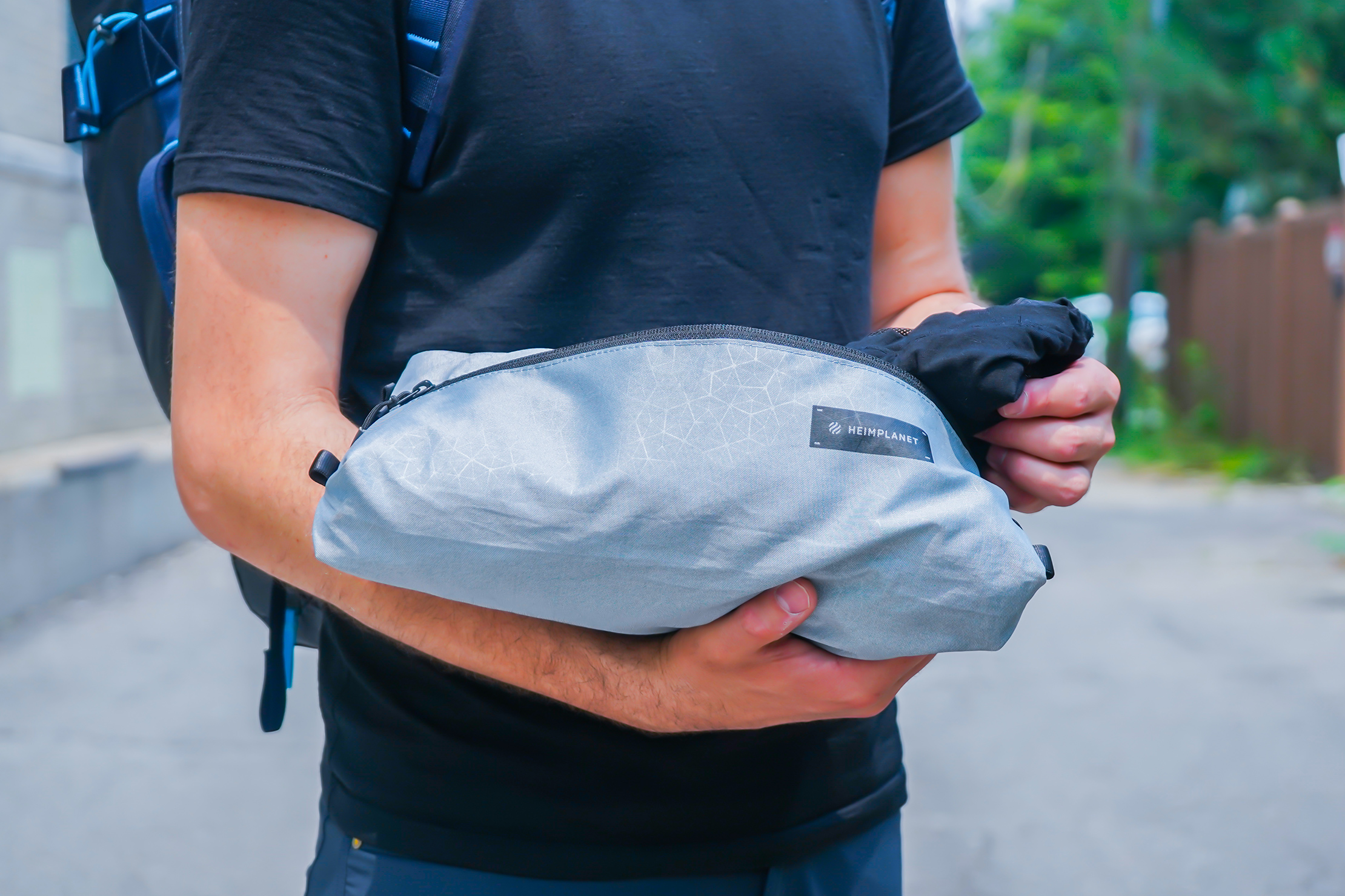 Heimplanet Packing Cubes Usage 3