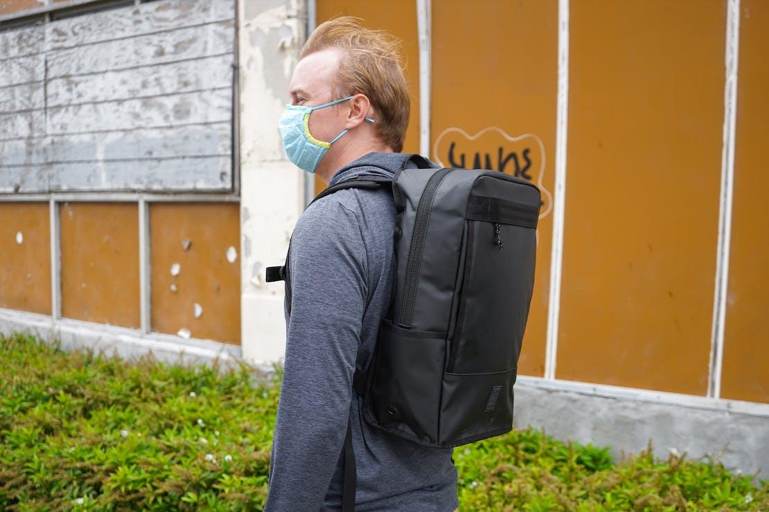 Chrome Industries Hondo Backpack in Detroit