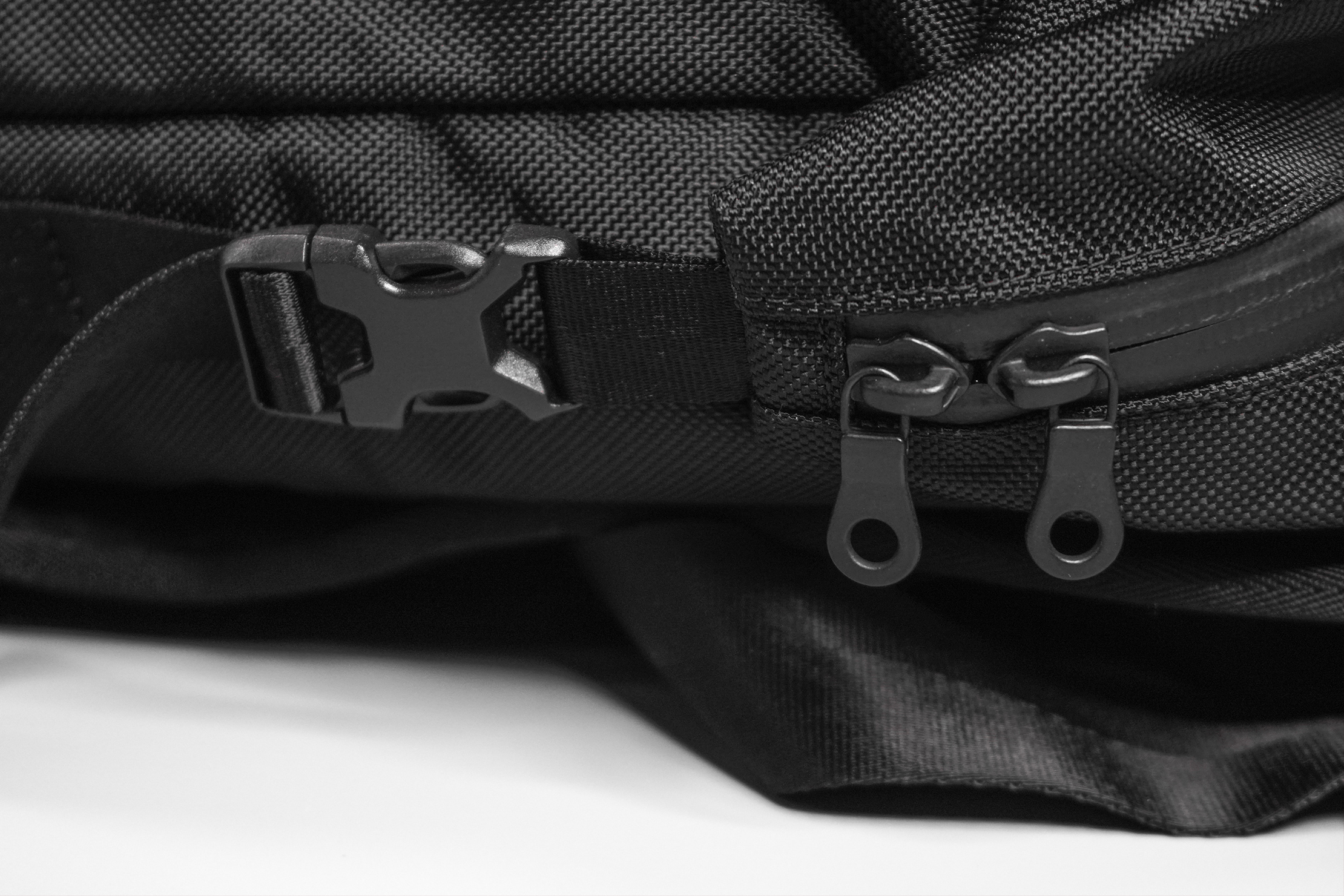 Crafted Goods SIMPLON 18L Zippers and Hardware