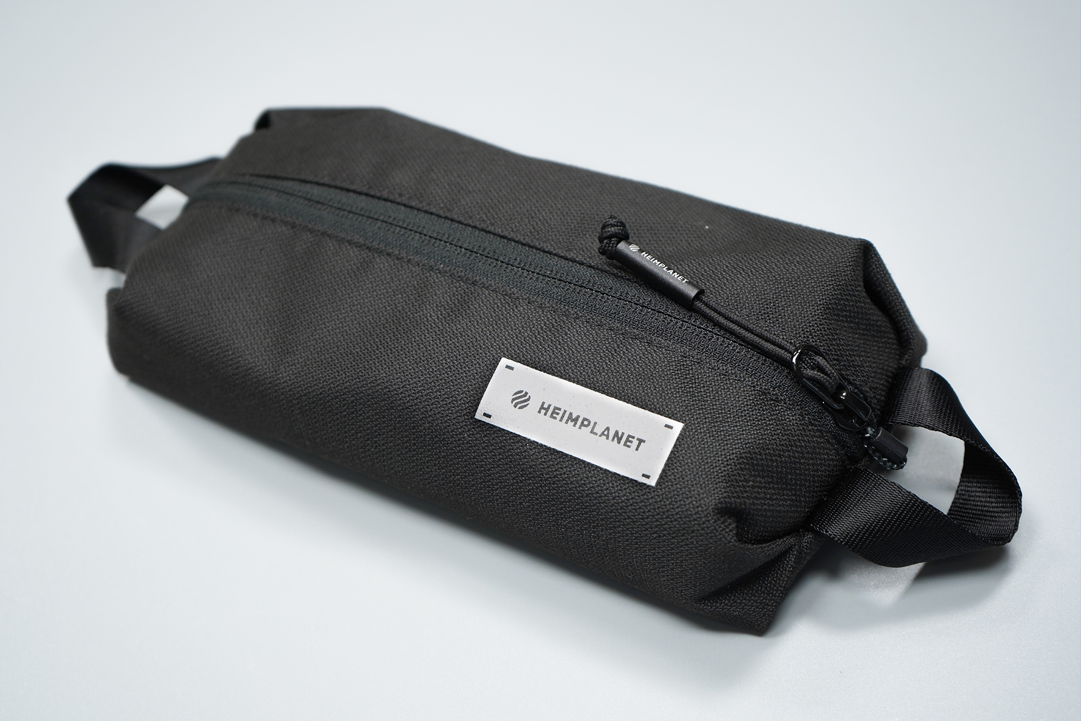 Heimplanet Simple Pouch Material and Logo