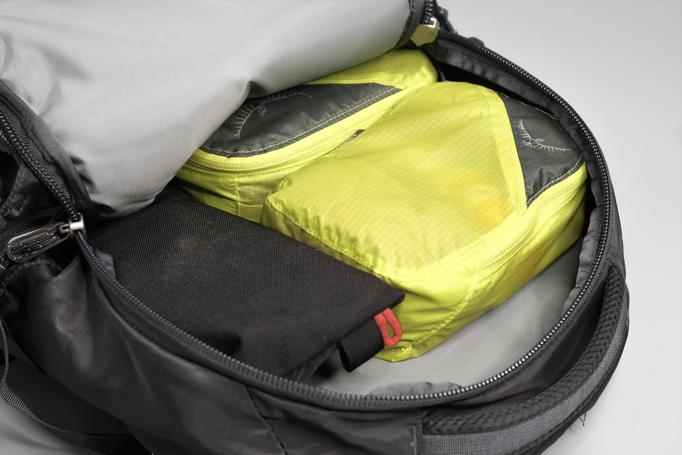 The North Face Borealis Backpack Main Compartment